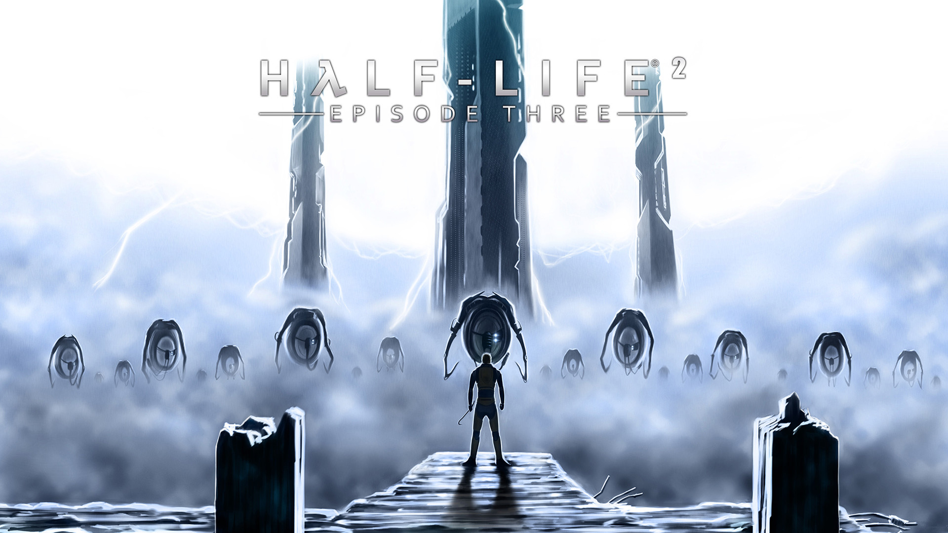 Half-Life 2 Full HD Wallpaper