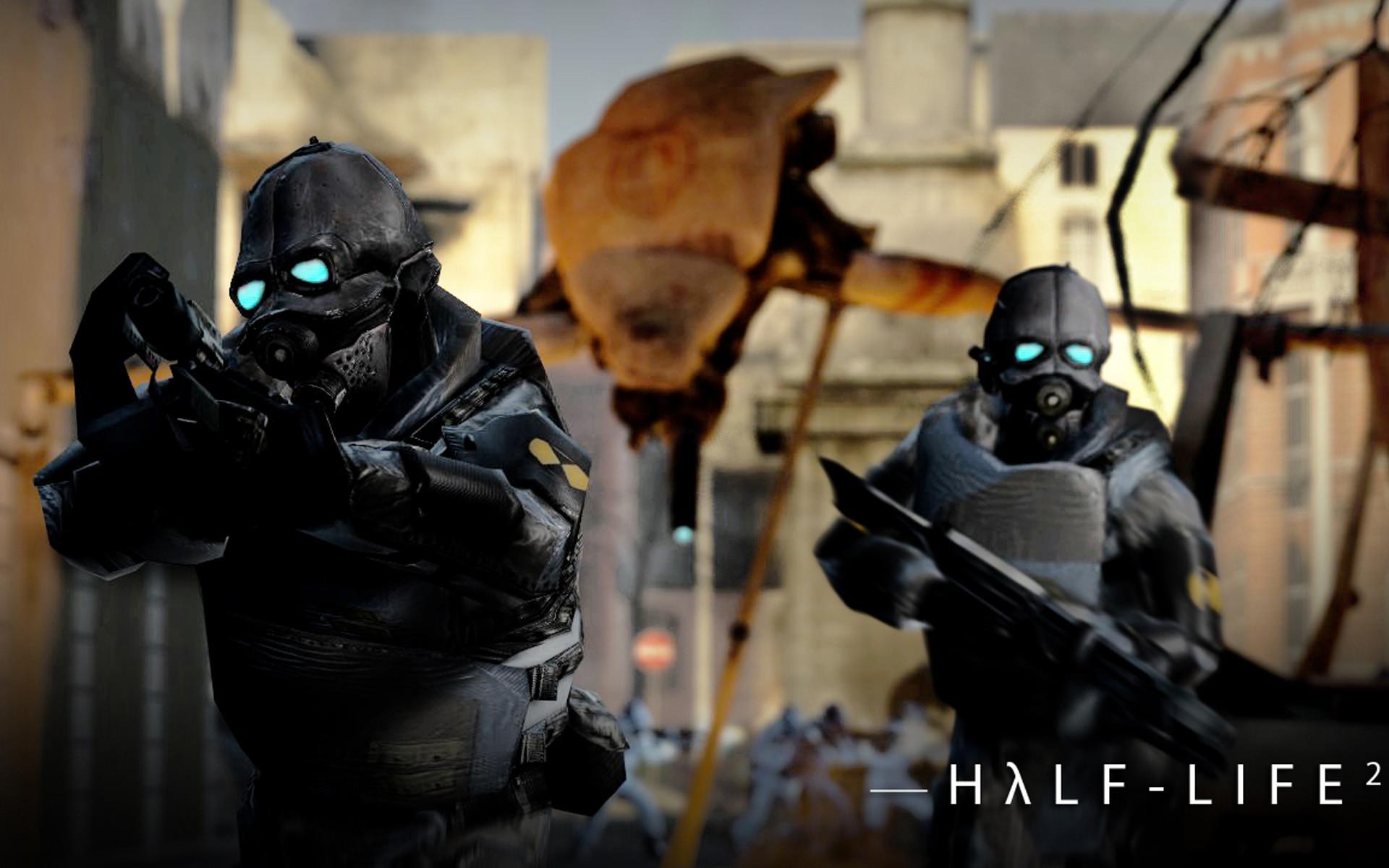 Download Half Life 2 Combine Wallpaper Gallery