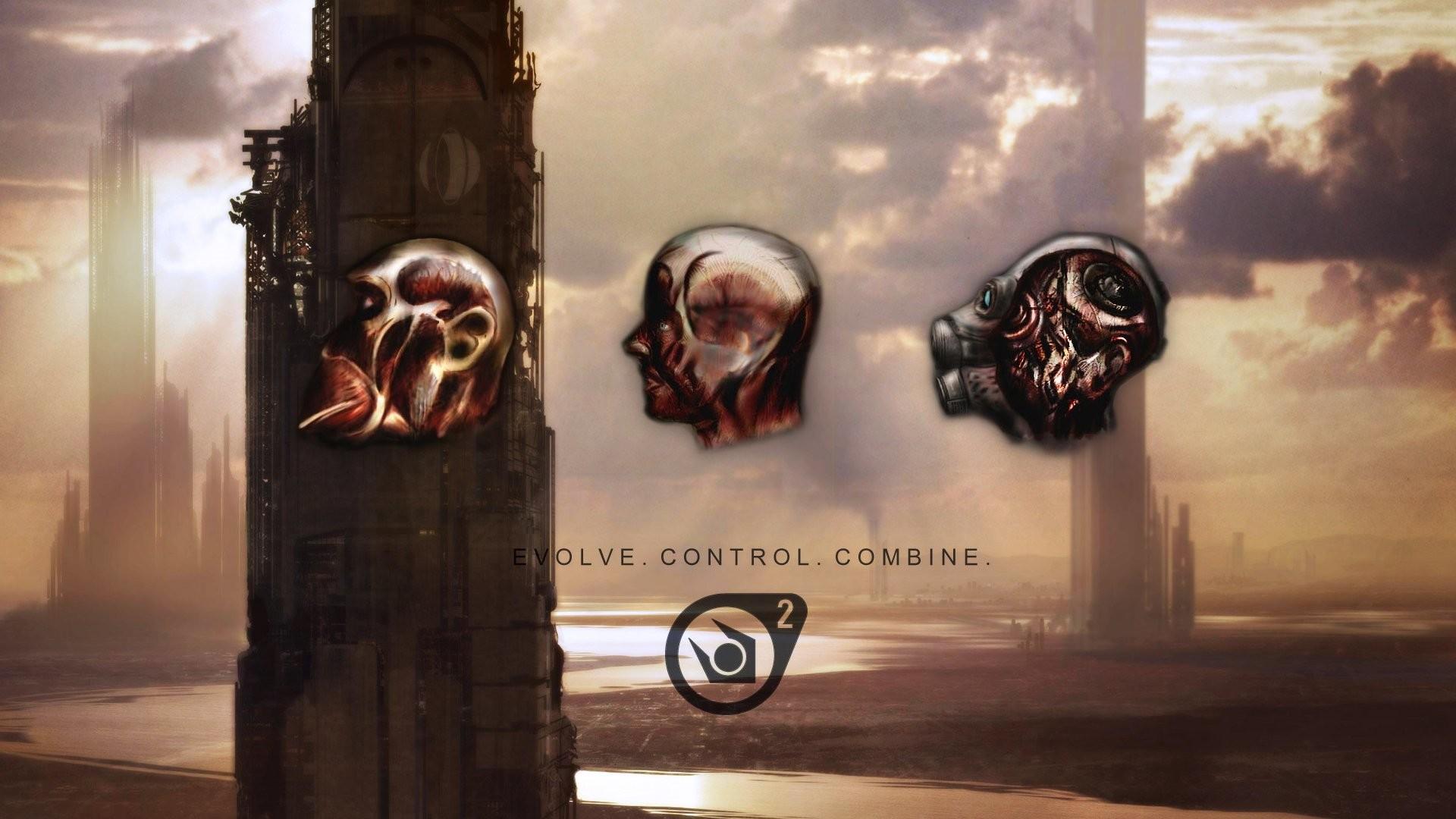 Half Life 2 Combine …