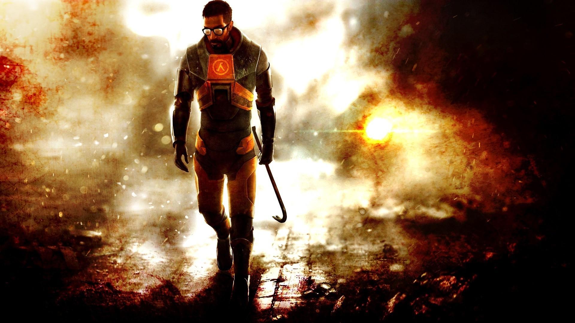 Gordon Freeman, Half Life 2 Wallpapers HD / Desktop and Mobile Backgrounds