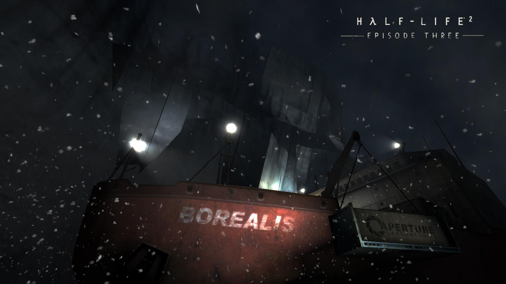 Half-Life 2 Episode Three Wallpaper