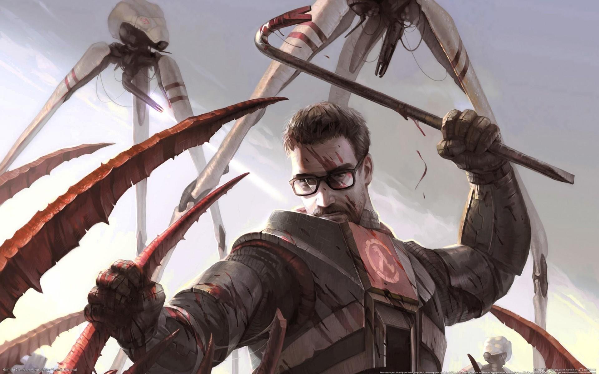 Video Game – Half-Life 2 Wallpaper