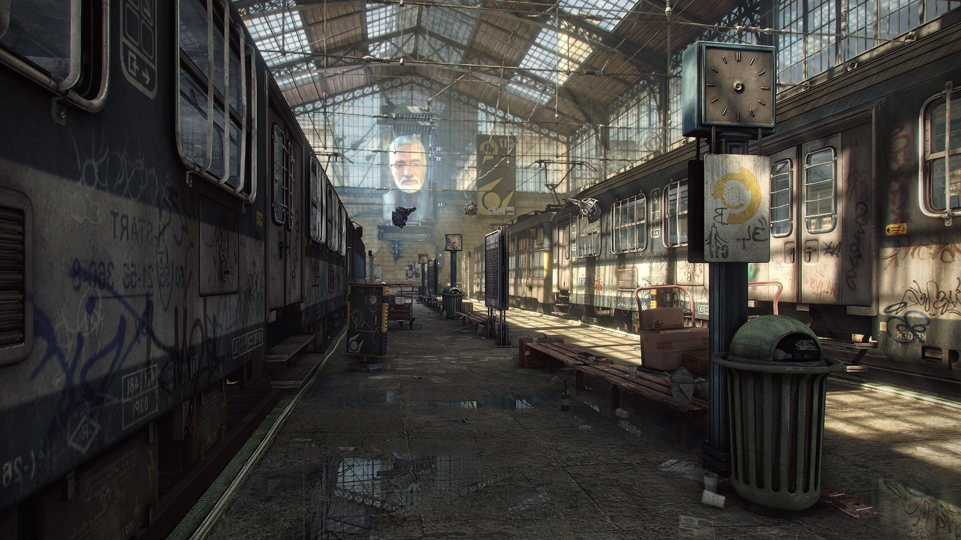 Unreal Engine 4, Half Life 2, Video Games, Apocalyptic, City 17 Wallpapers  HD / Desktop and Mobile Backgrounds
