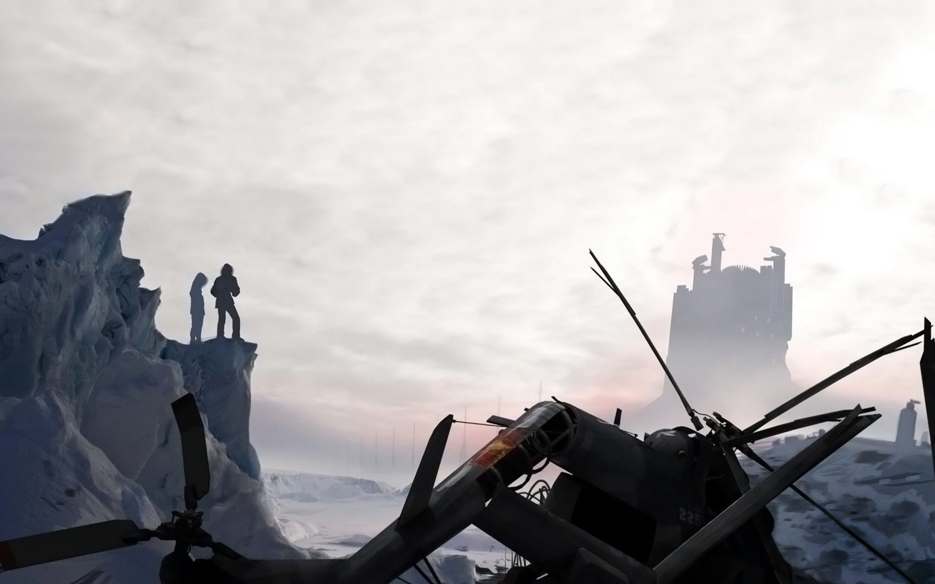 Video games Valve Corporation helicopters Gordon Freeman Alyx .
