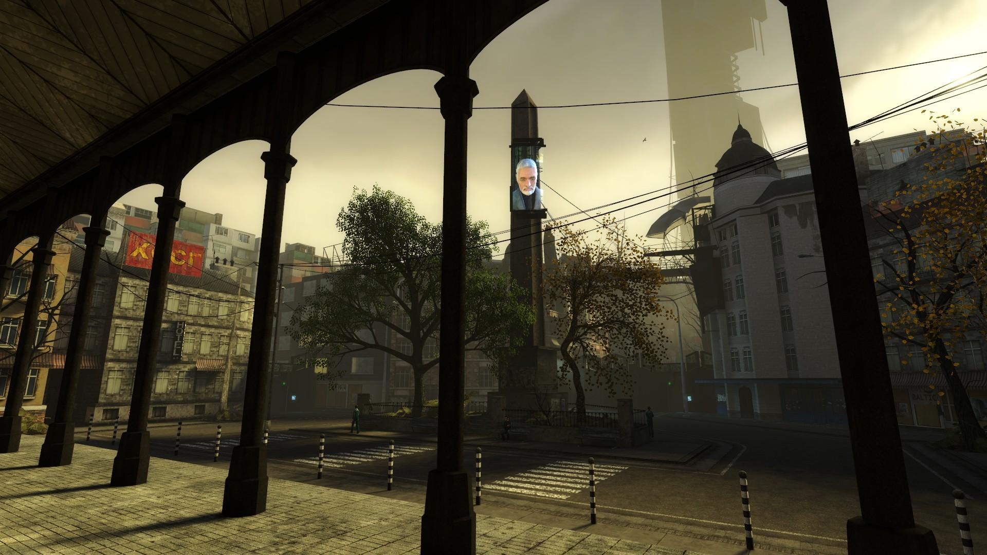 … Half-Life 2 Wallpaper 1 by k3Ck