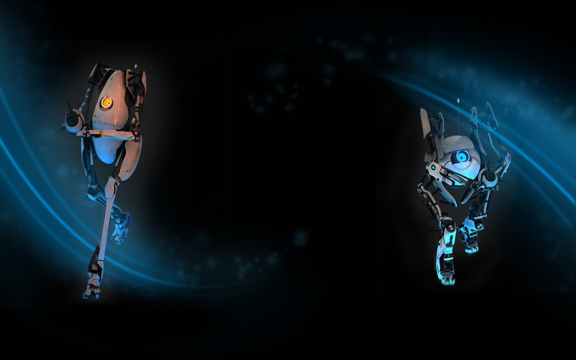 Image – Portal 2 Background Bots.jpg | Steam Trading Cards Wiki | FANDOM  powered by Wikia