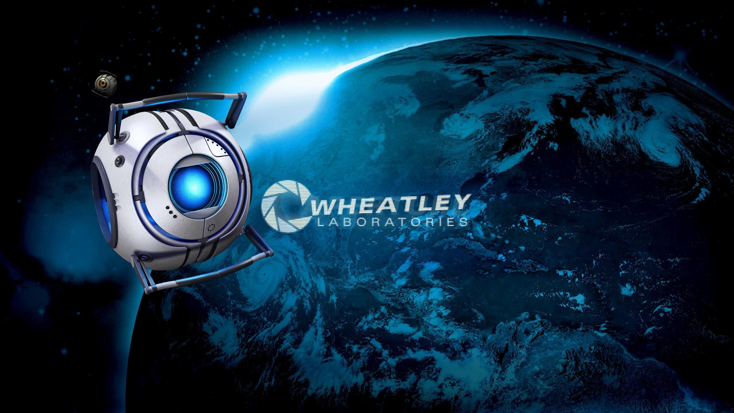 Portal 2 Animated Wallpapers for Windows : Portal