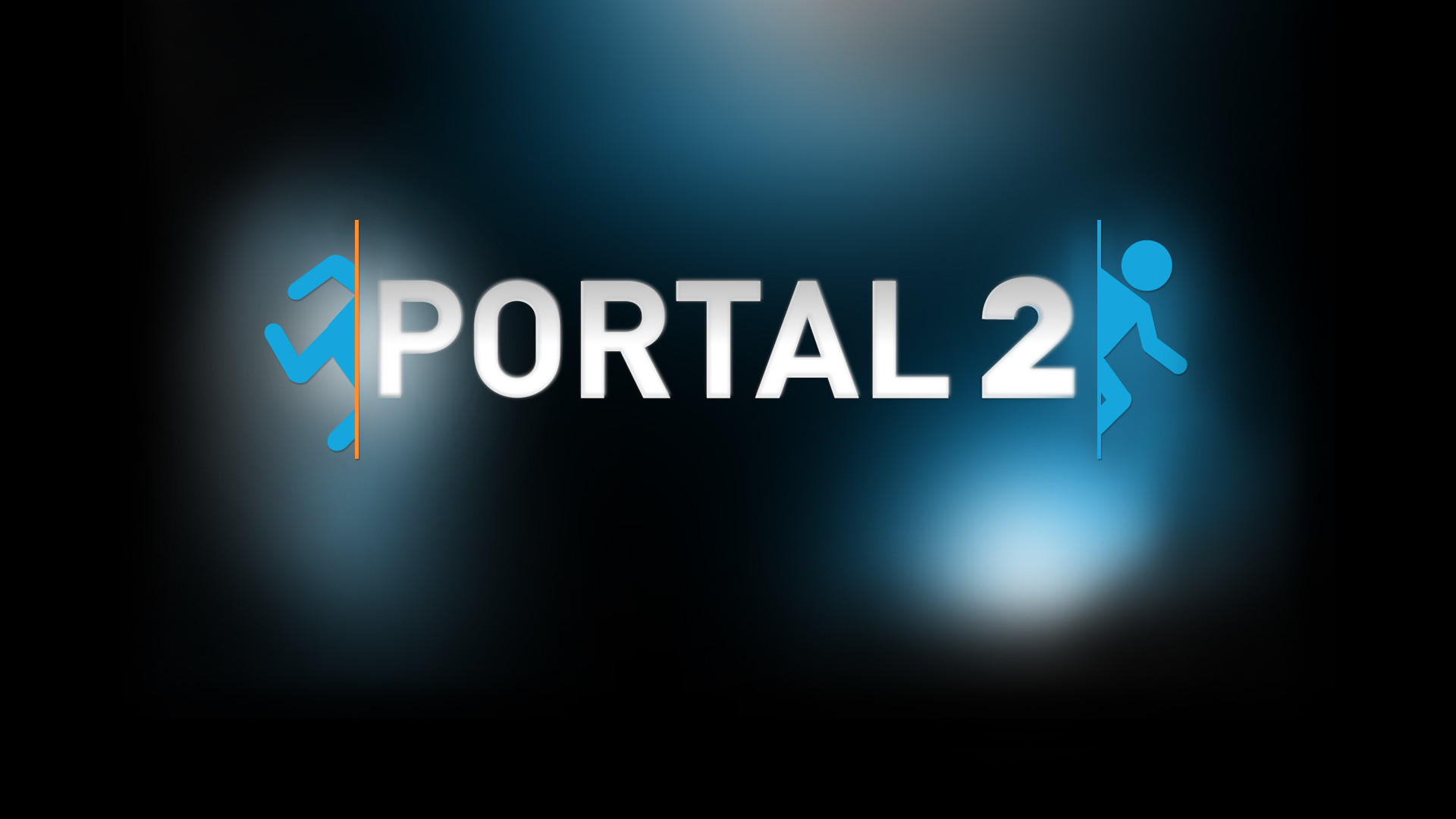 Portal 2 Profile Background. View Full Size