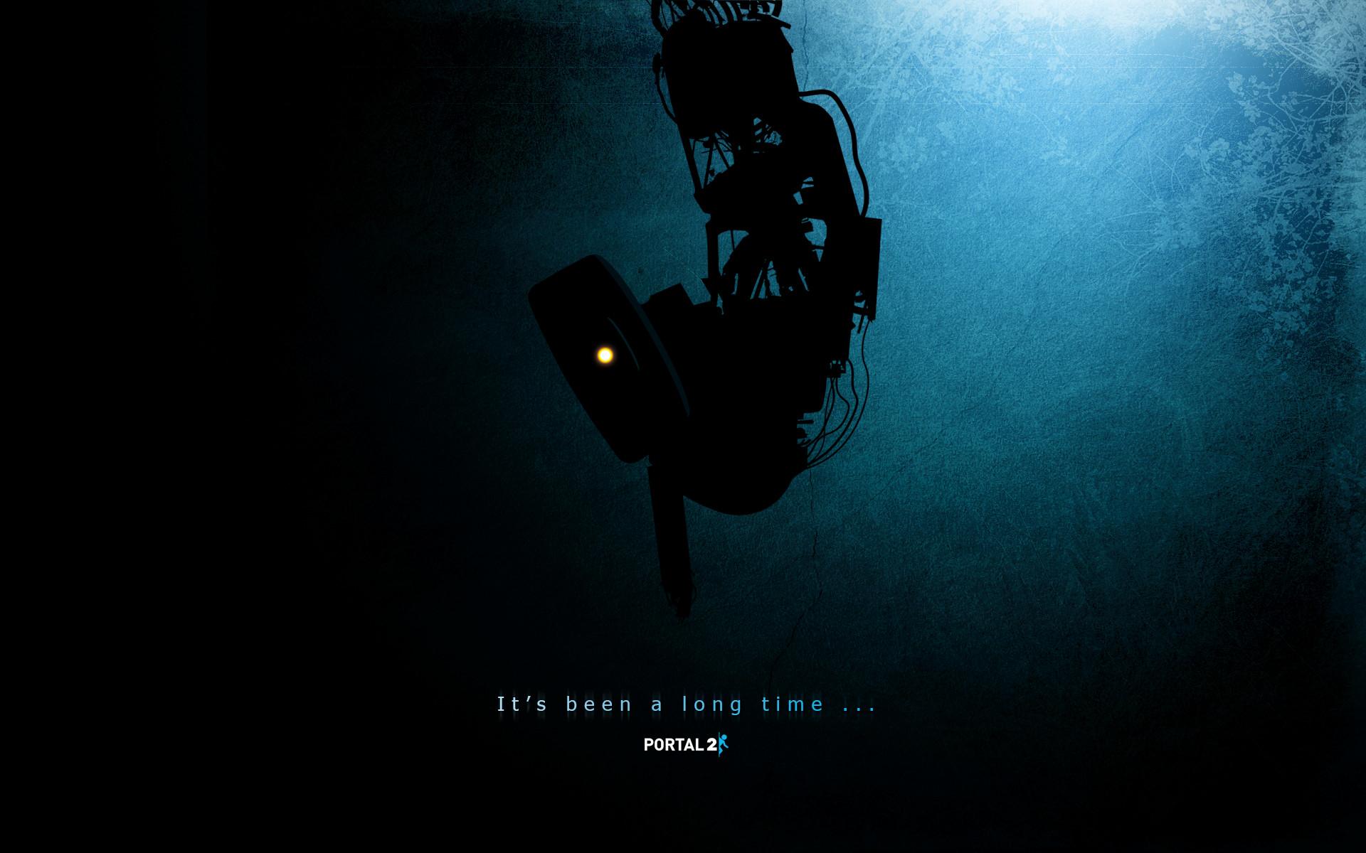 Portal 2 Background