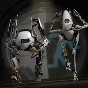 Portal 2 Background