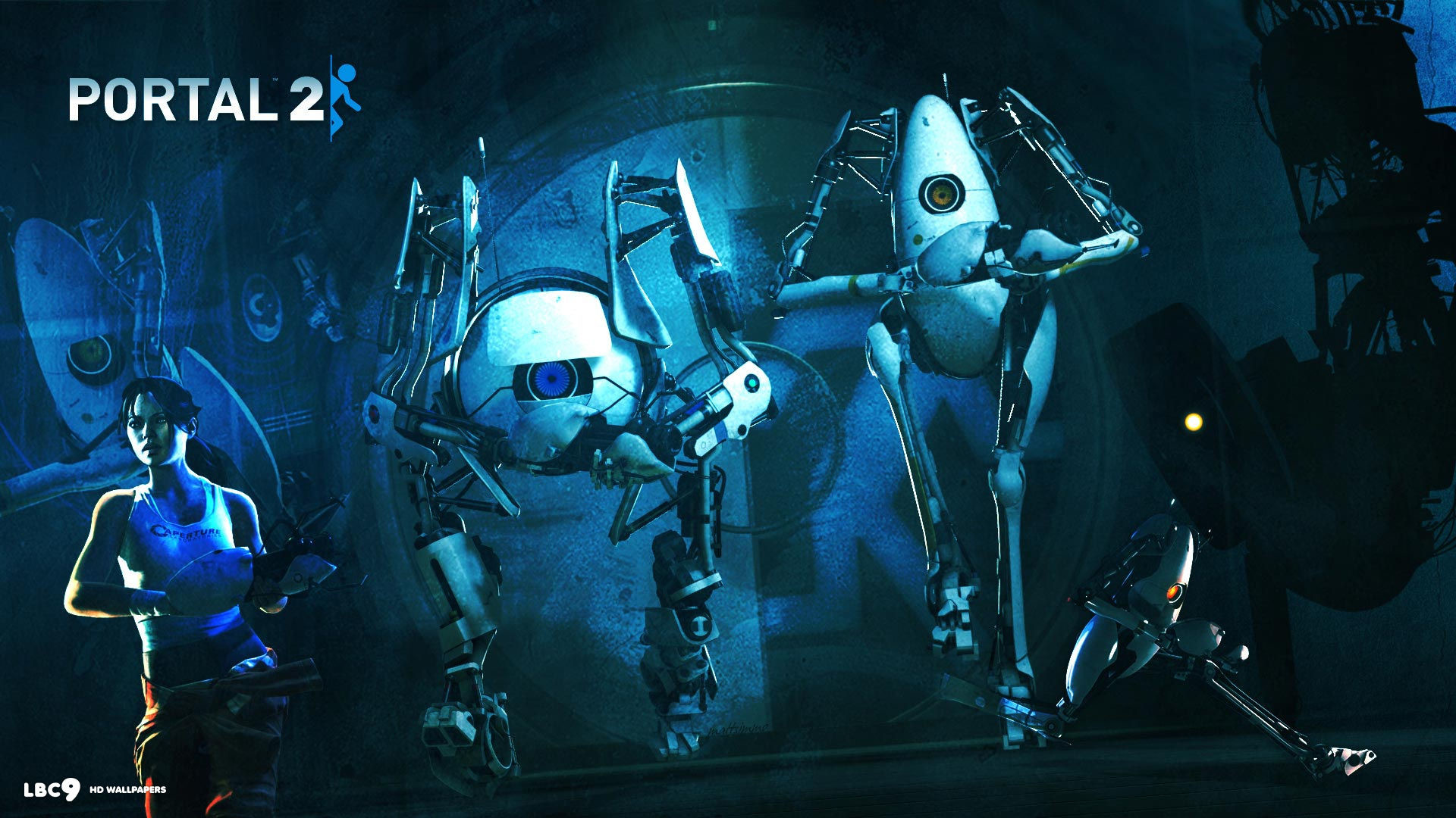 75 Portal 2 Background