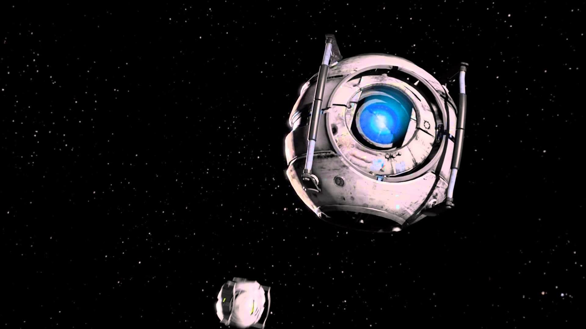 L4D Background – Portal 2 Menu 5 – Mod Left 4 Dead 2