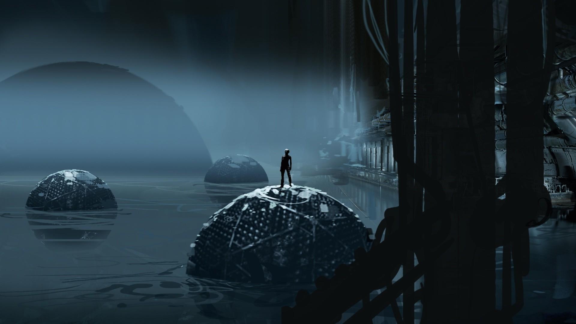 Portal, Portal 2, Video Games, Concept Art Wallpapers HD / Desktop and  Mobile Backgrounds