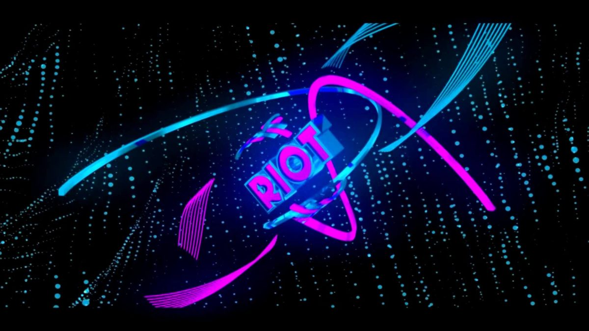 Geometry Dash Riot Fan Intro Fxcoffee Dash Youtube