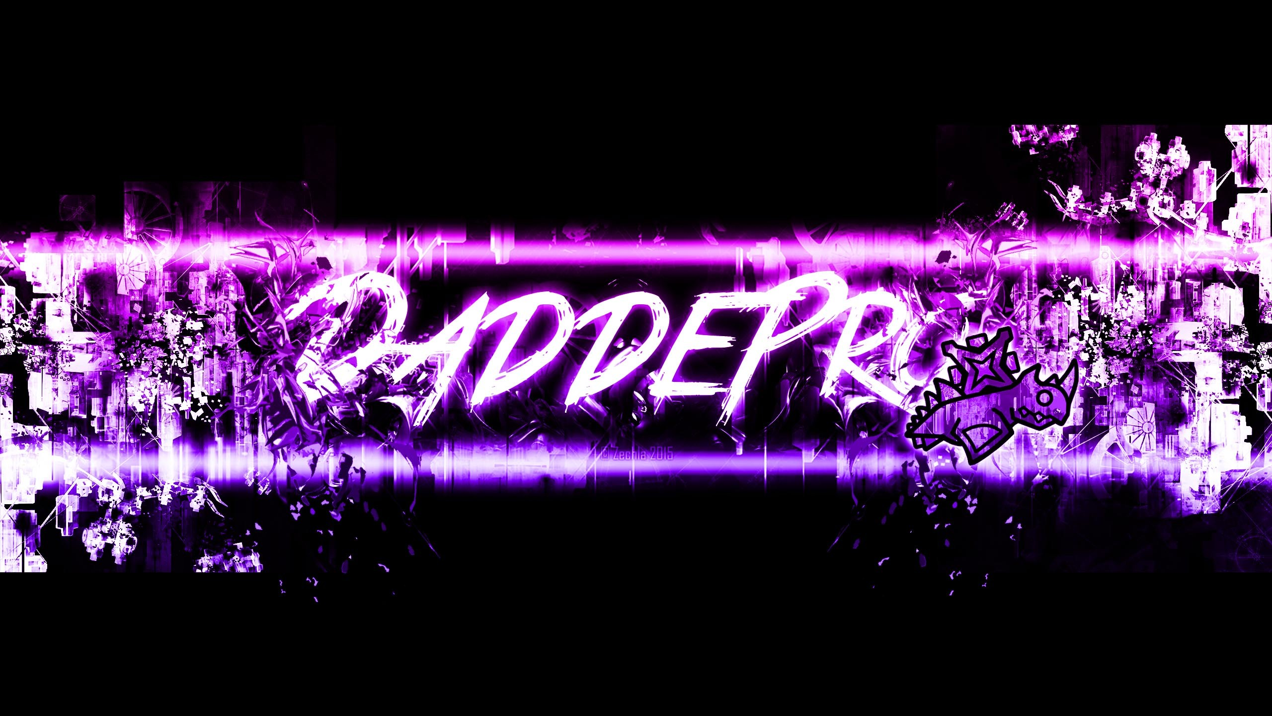 … 'Geometry Dash' DaddePro's YouTube Banner …