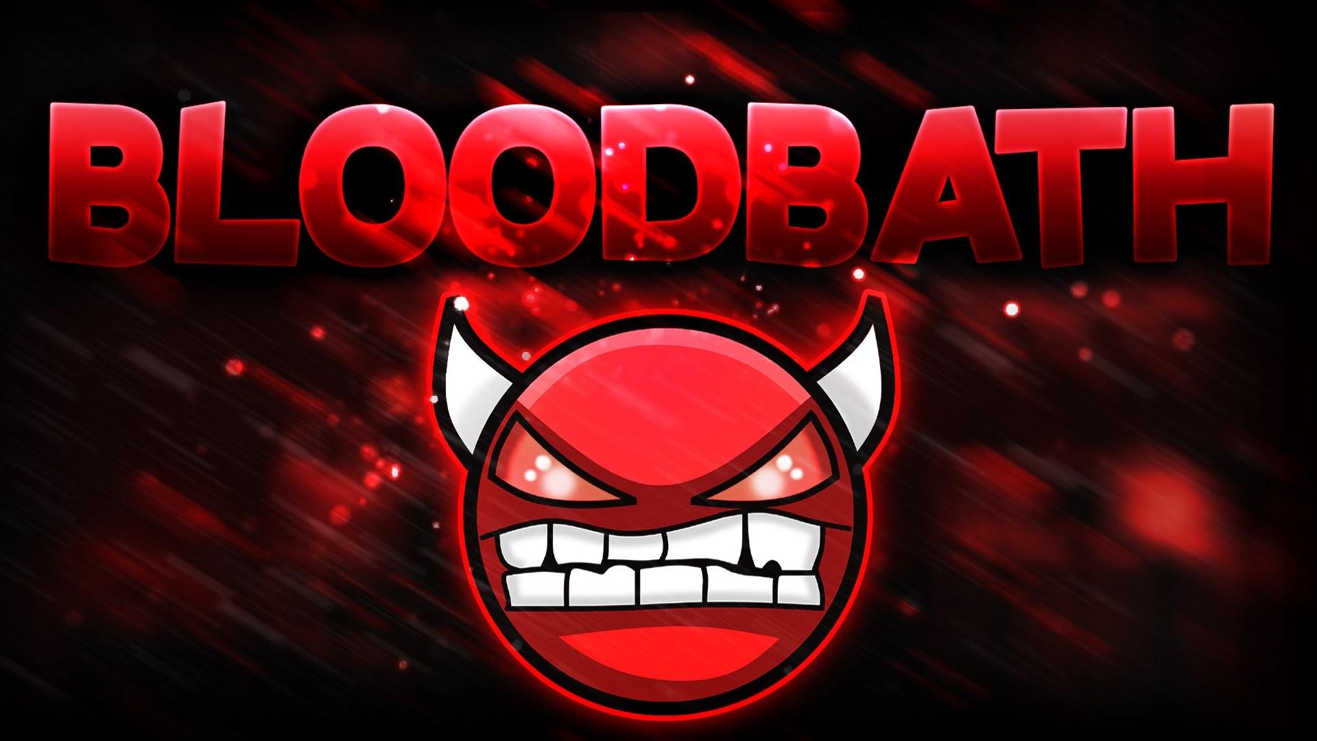 Bloodbath 100% by Riot & more (Medium/Hard Demon) – Geometry Dash – YouTube
