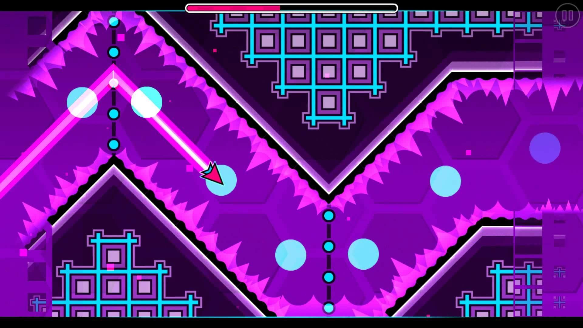 Geometry dash -Blast Processing Complete! [1080p]