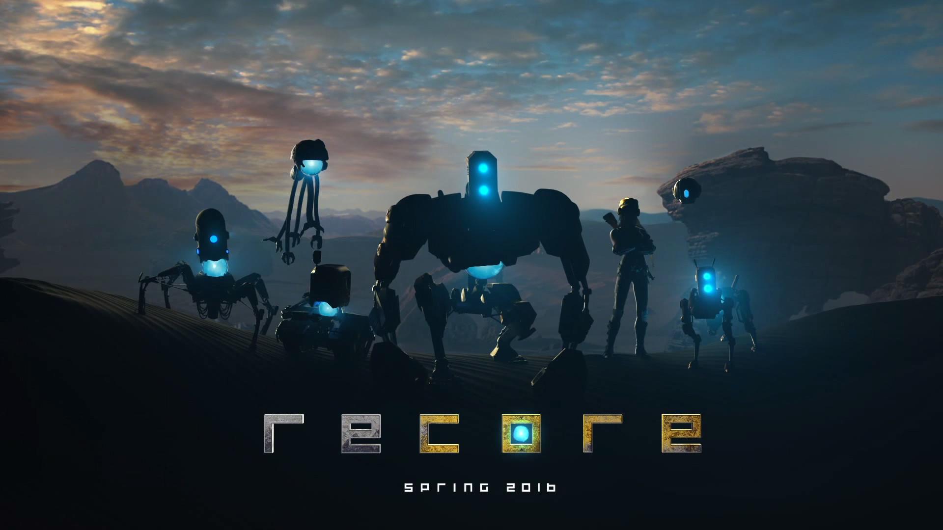 Games / ReCore Wallpaper