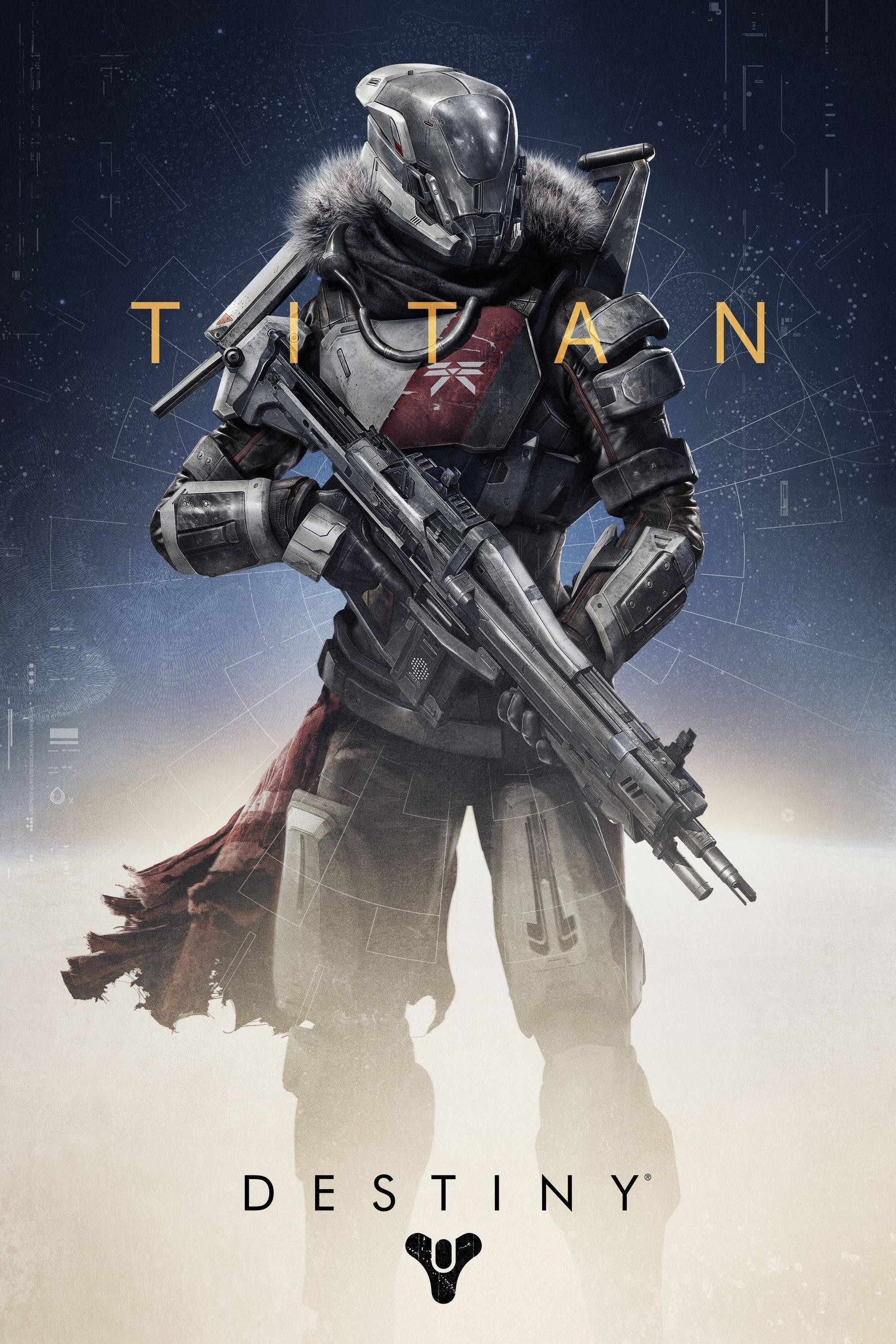 Awesome IPhone/Android Destiny Wallpaper …