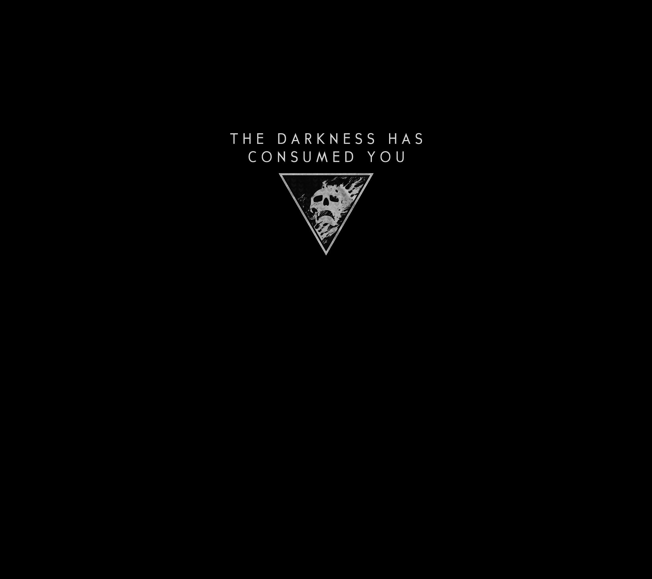 … Darkness Wallpaper