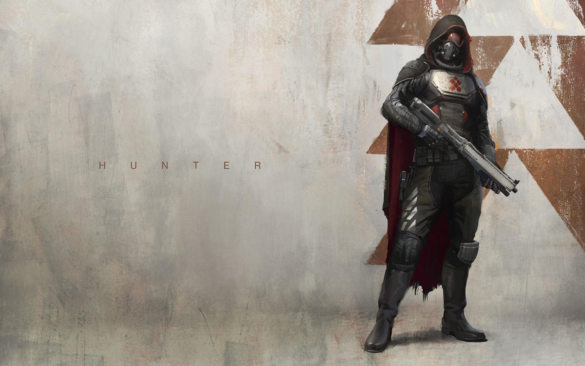Destiny – Hunter wallpaper background