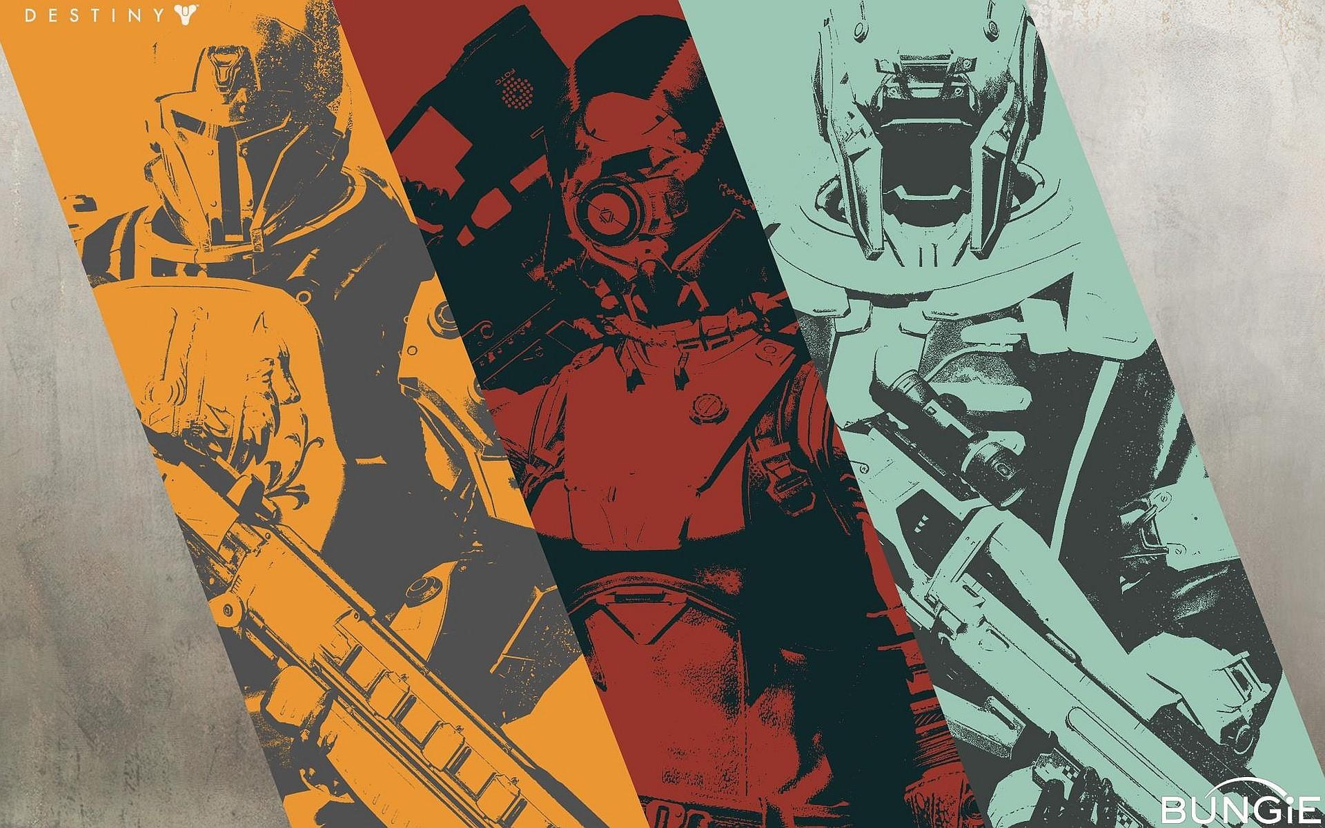 Destiny : Wallpapers pour iPhone & Bureau   Khanapay.com