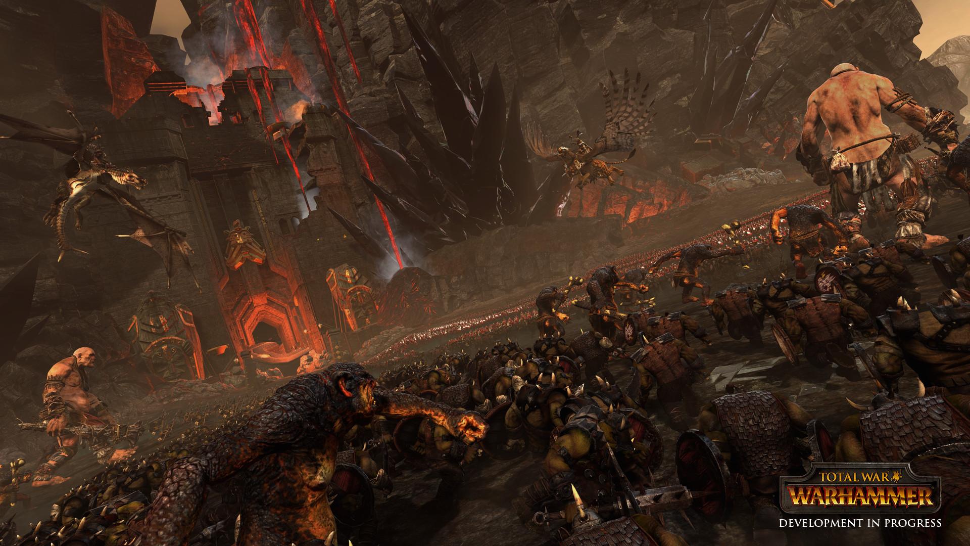 Total War: Warhammer Full HD Wallpaper 1920×1080