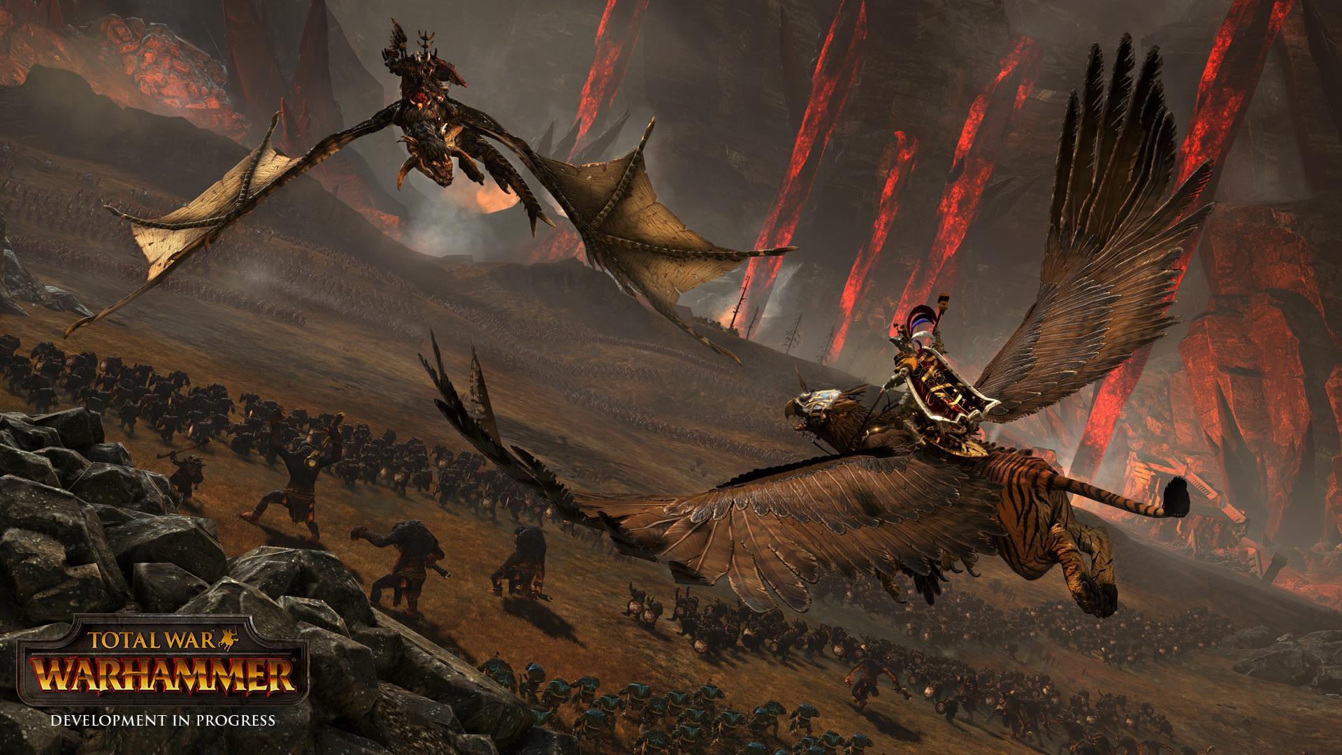 HD Wallpaper   Background ID:705209. Video Game Total War:  Warhammer