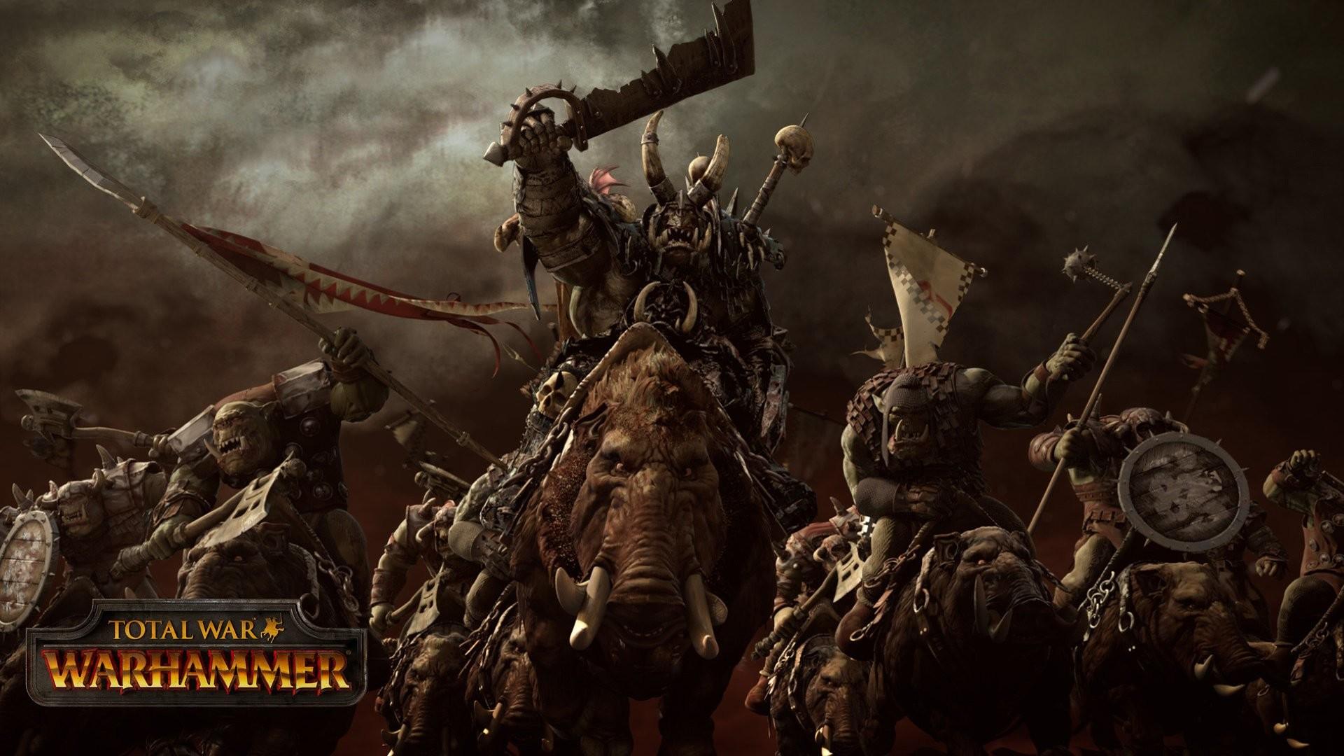 total-war-warhammer wallpapers, games wallpapers, pc-games .