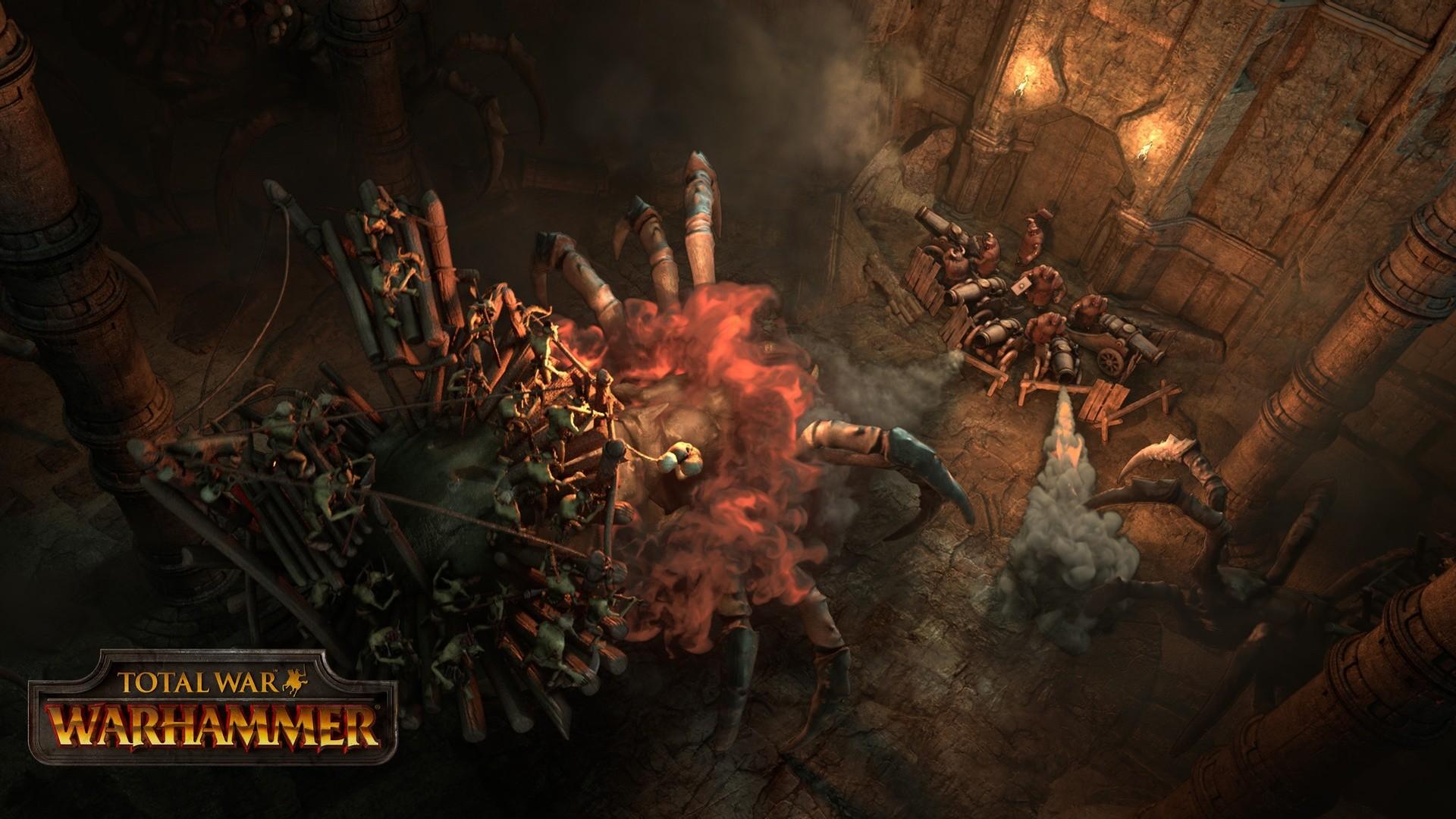 Total War: Warhammer High Total War: Warhammer HD
