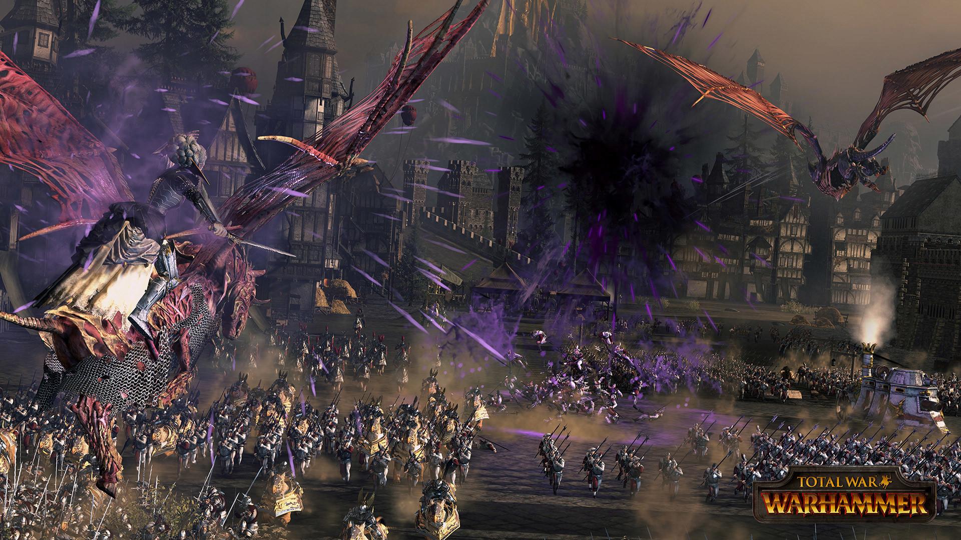 Total War: Warhammer HD Wallpapers Backgrounds Wallpaper 1920×1080 Total  War Warhammer Wallpapers (