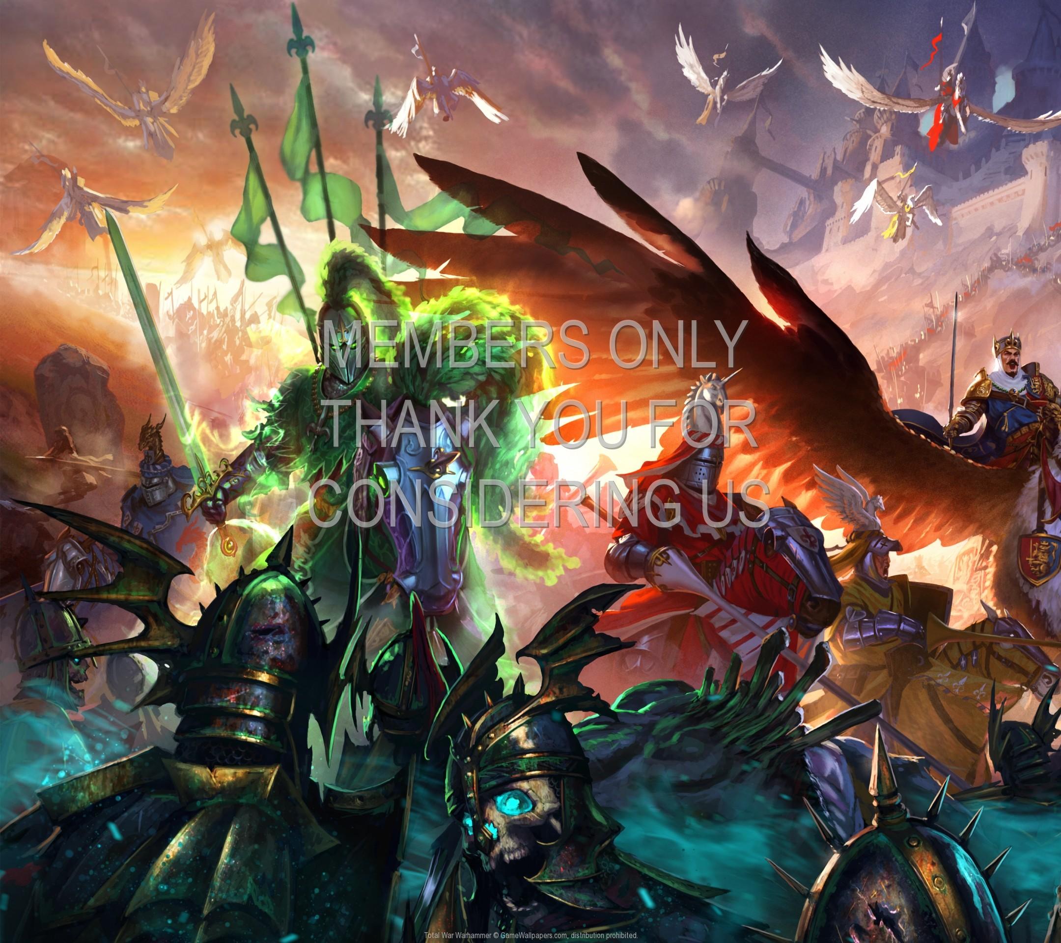 Total War: Warhammer 1920×1080 Mobile wallpaper or background 06