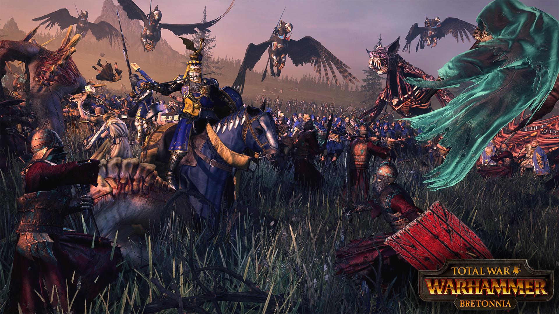 Wallpaper Bretonnia HD · Total WarWarhammer …