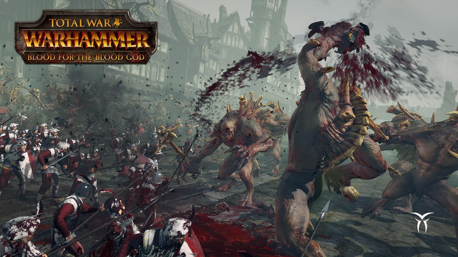 Amazon.com: Total War : Warhammer – Blood for The Blood God DLC [Online  Game Code]: Video Games
