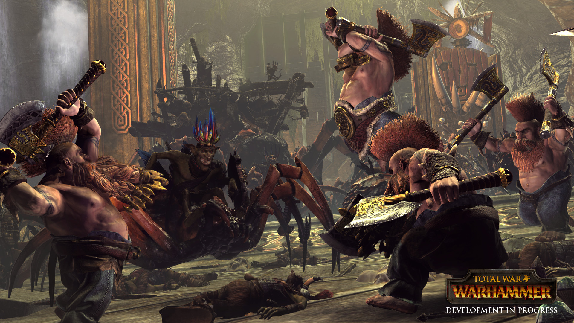 Total War Warhammer HD Wallpaper   Full HD Pictures