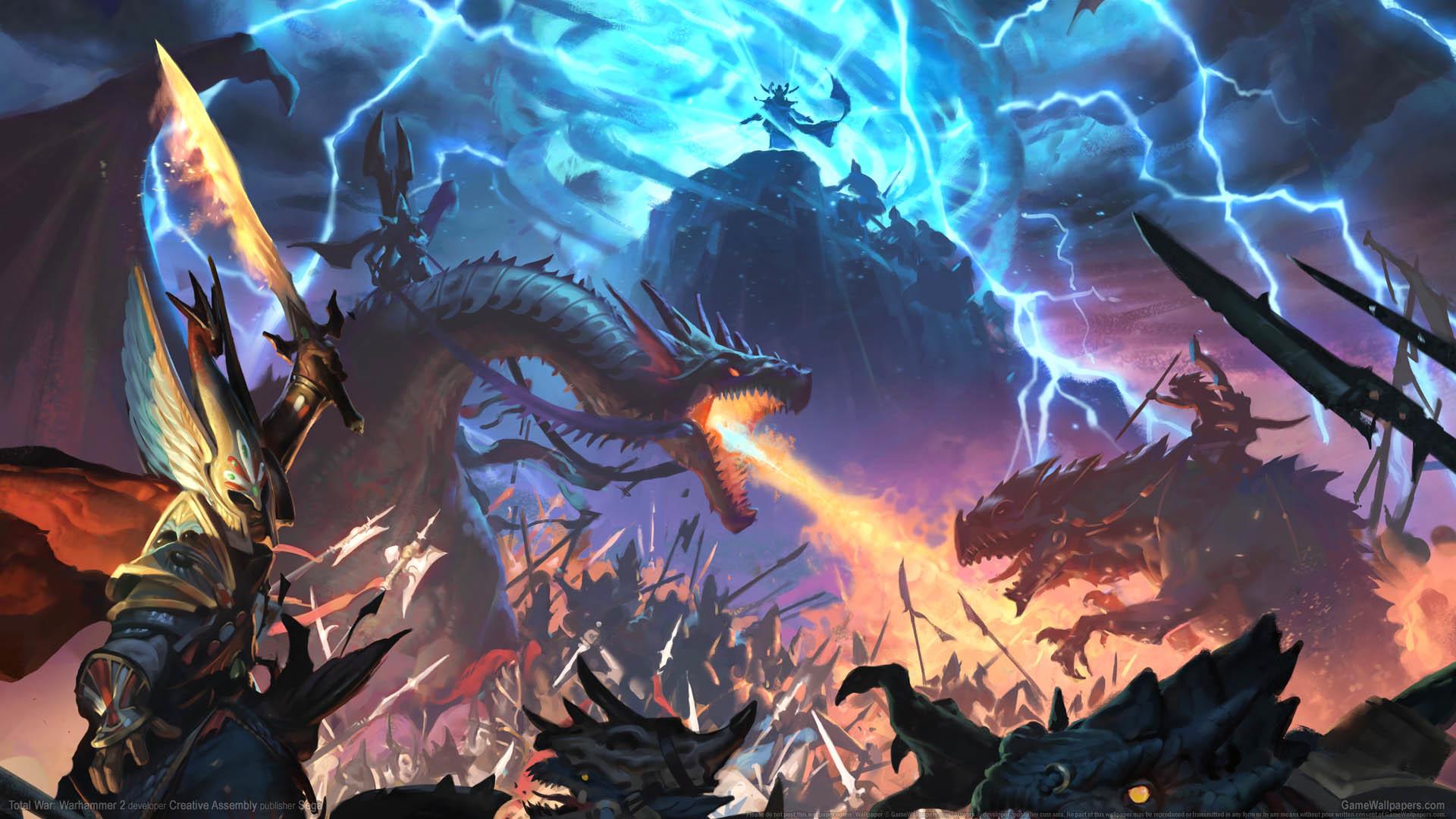 Total War: Warhammer 2 wallpaper 01 1920×1080