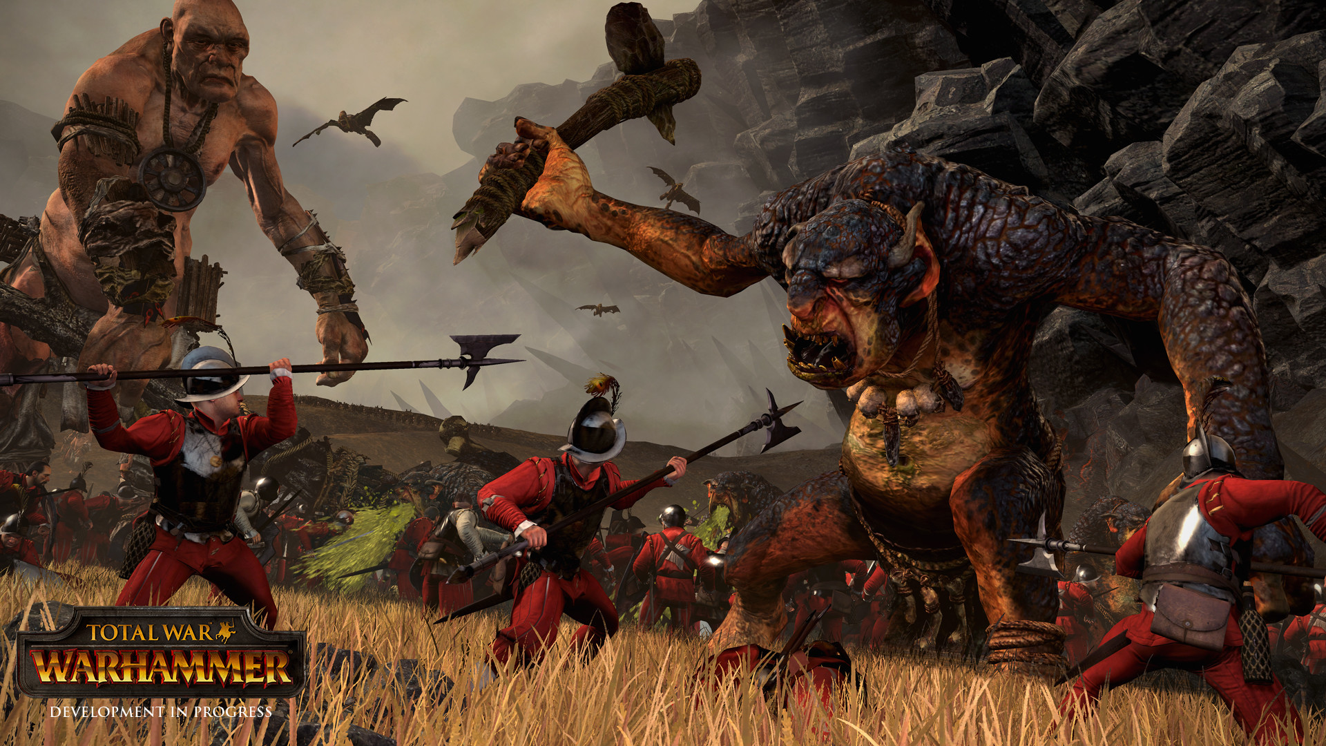 Feral Interactive today announced it is bringing Total War: WARHAMMER