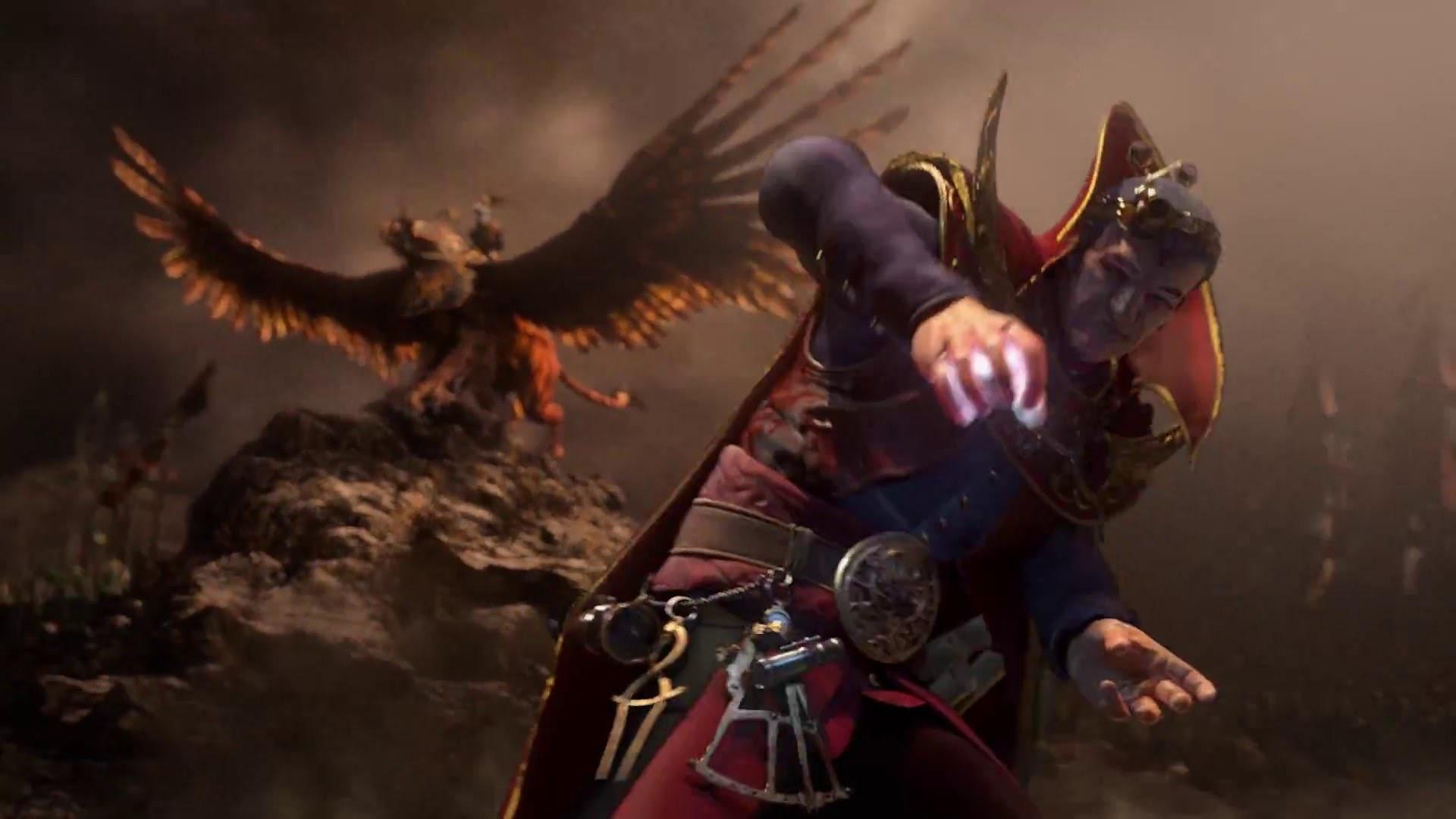Total War: Warhammer – Announcement Cinematic Trailer