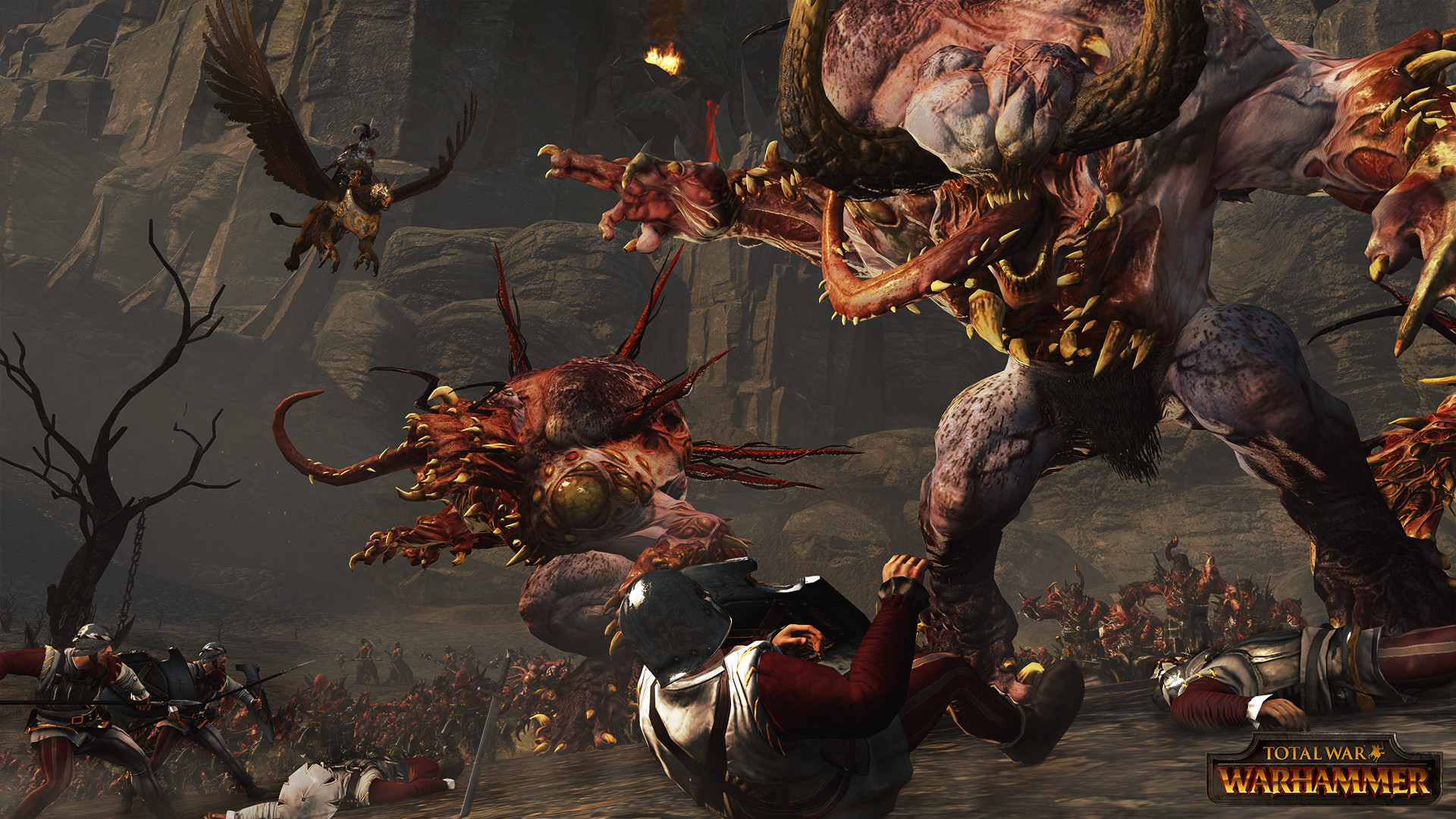 Deals For The Deal God – Total War Warhammer Limited Edition for £25 from  Jelly Deals