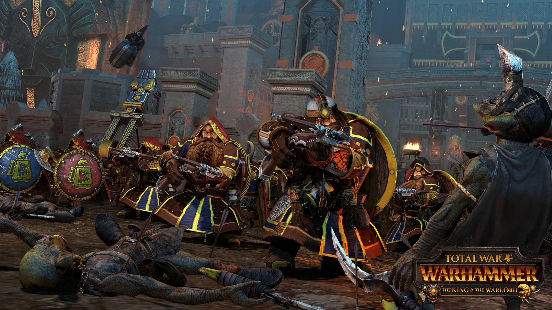 Total War: WARHAMMER – The King and The Warlord announcement! — Total War  Forums