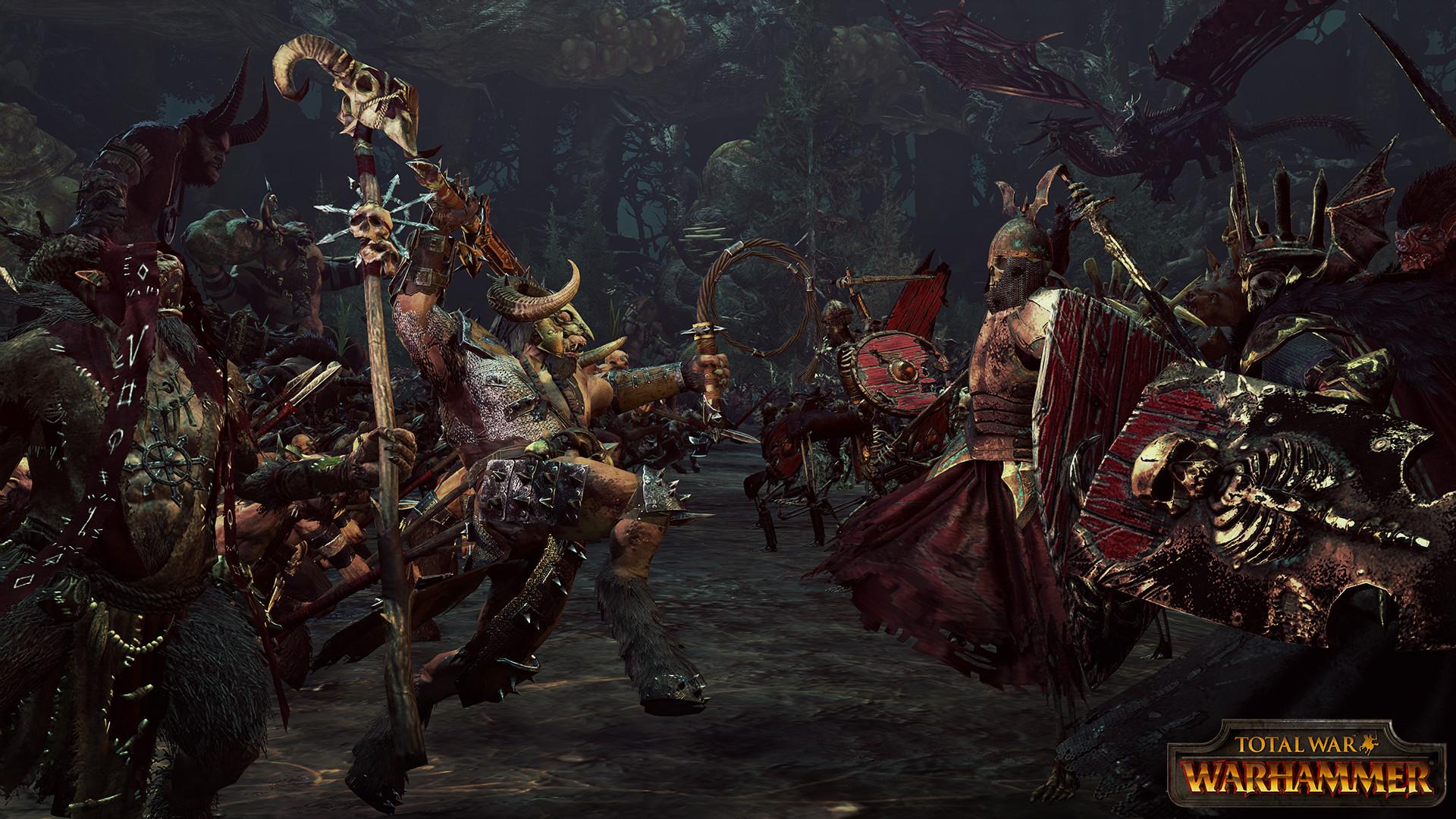Wallpaper BeastMen HD · Total War
