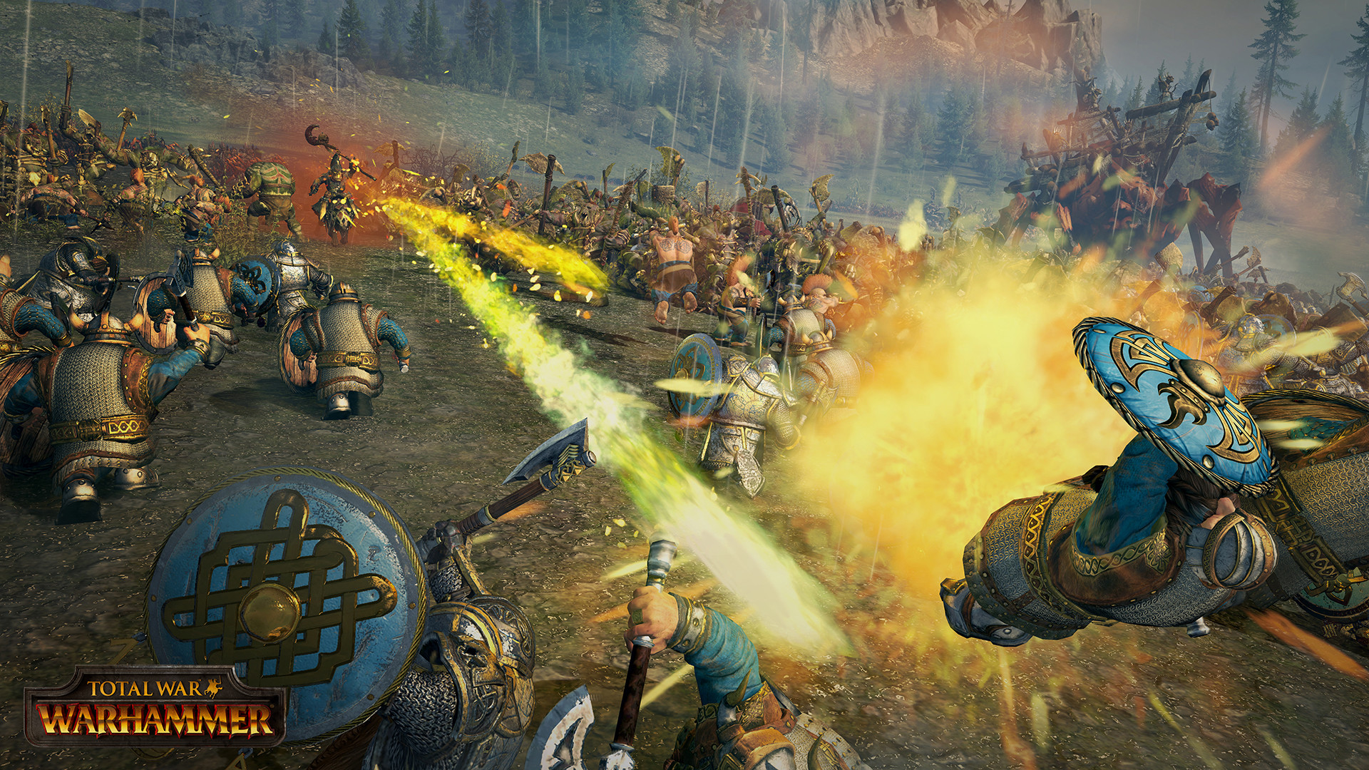 Total War: Warhammer update one brings free Vampire Counts cavalry, five  multiplayer maps, more   VG247