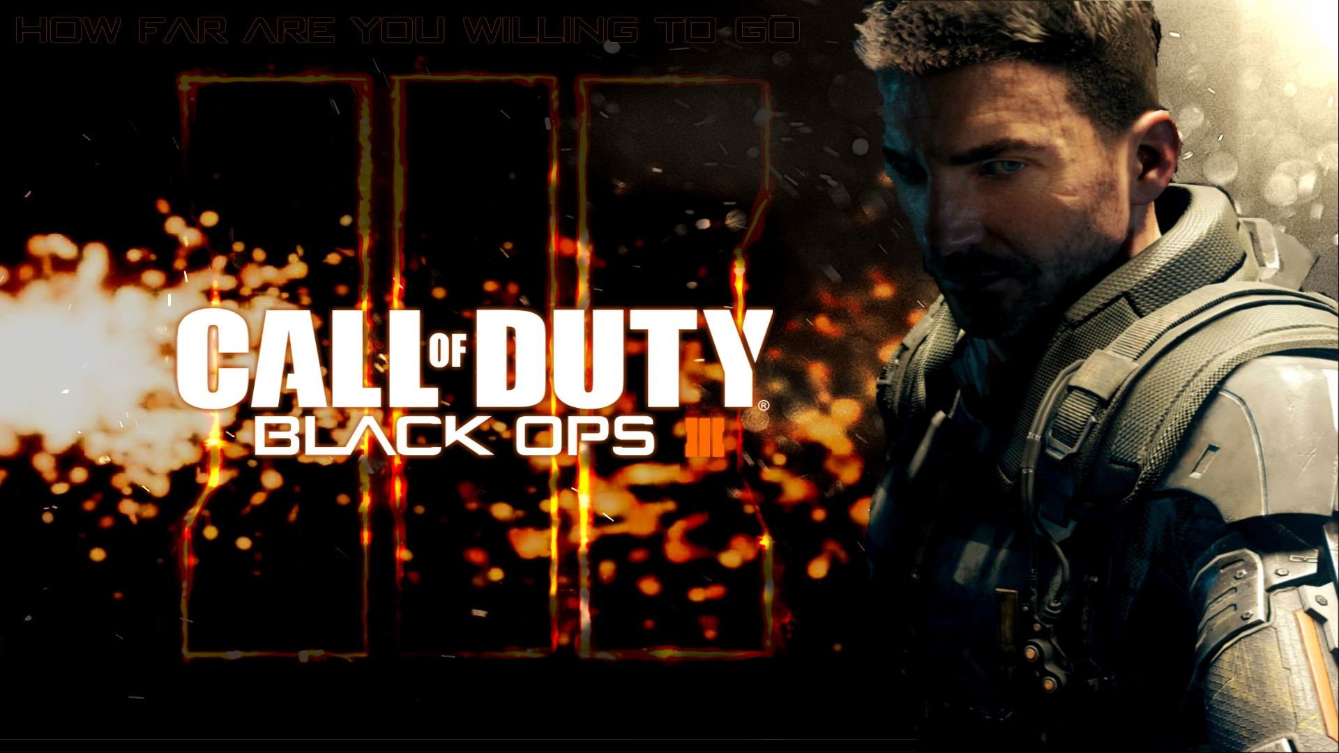 Magnificent Call of Duty Black Ops III Wallpaper
