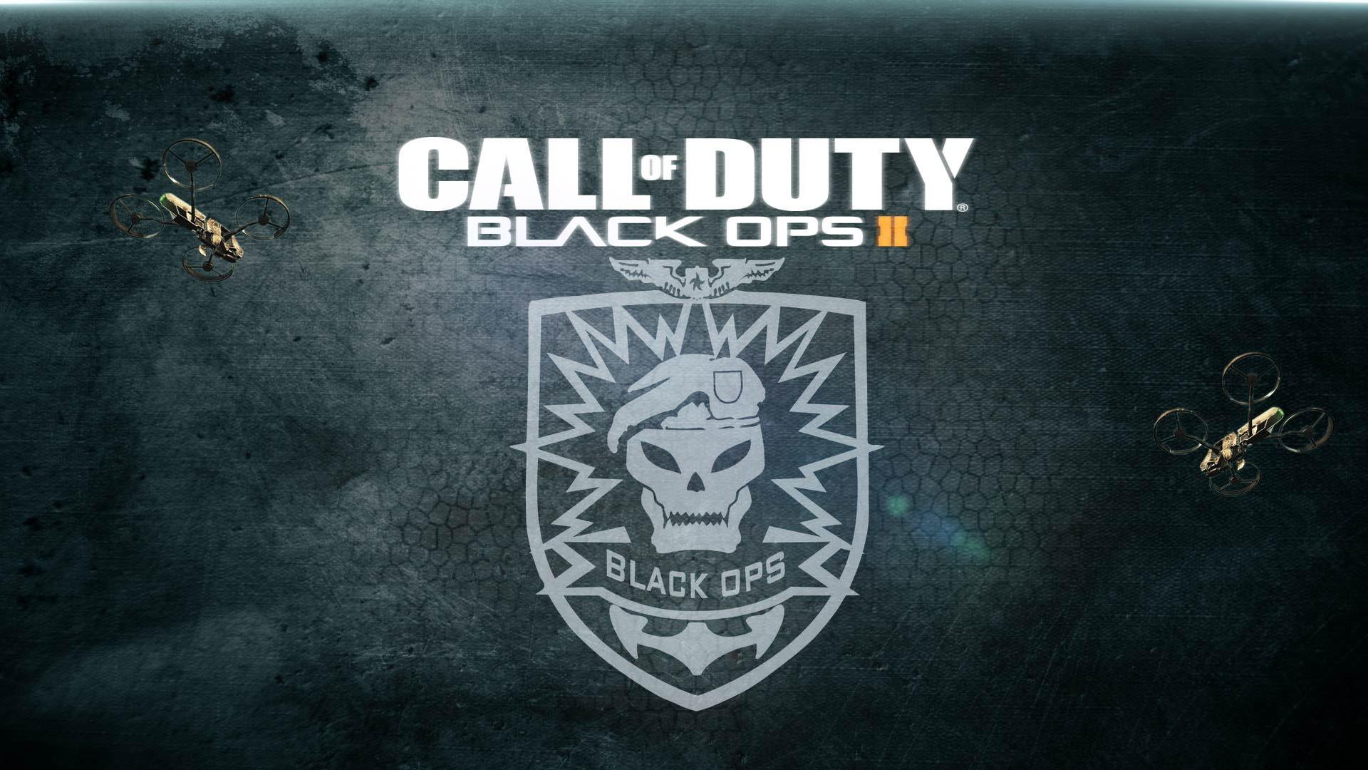 Call Of Duty Black Ops 2 Logo 36342 Wallpaper Palloc