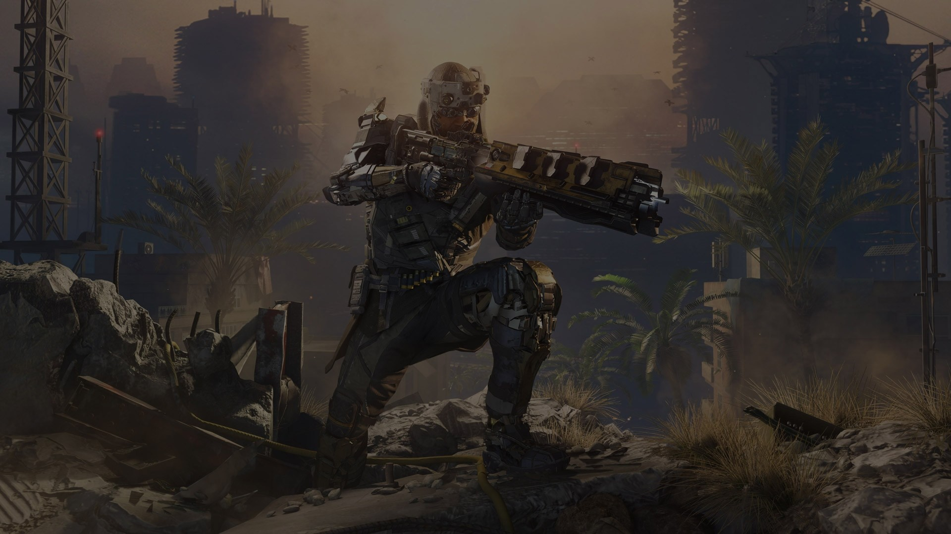 New hi-res images for the (8) known Black Ops 3 Specialist found   Charlie  INTEL