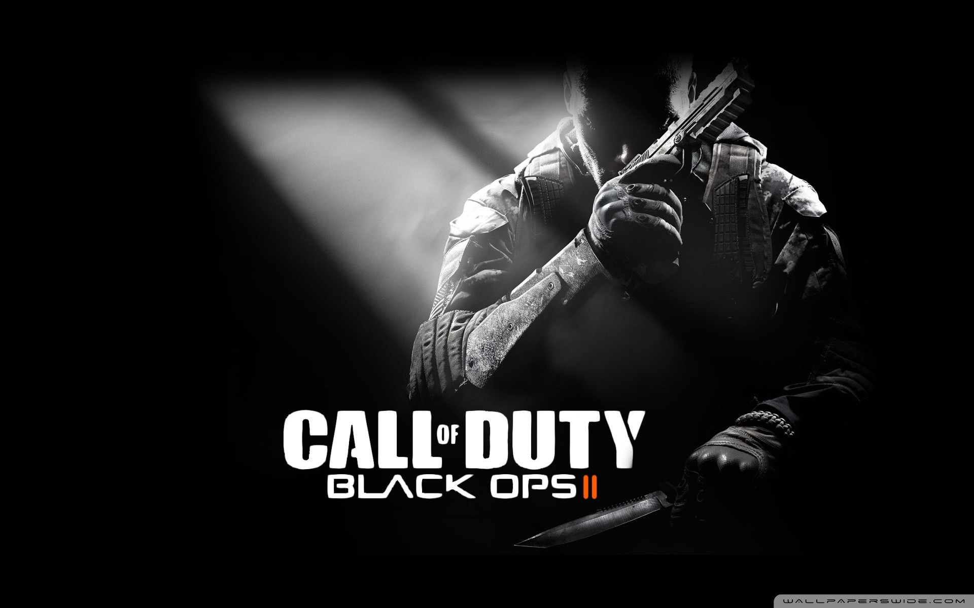 Call Of Duty Black Ops 2 HD Wide Wallpaper for Widescreen