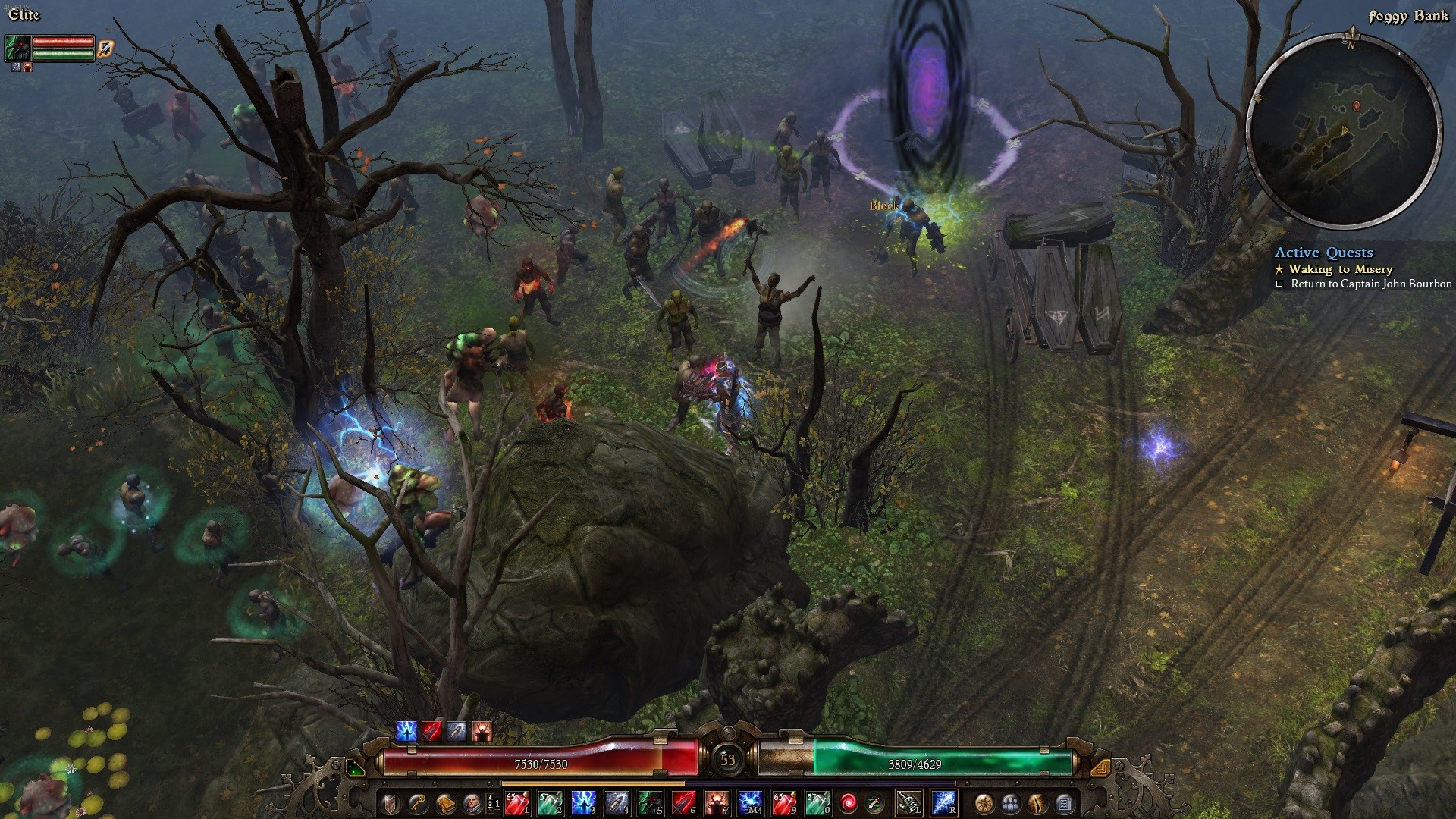 Grim Dawn Grim Legion Mod Preview 2