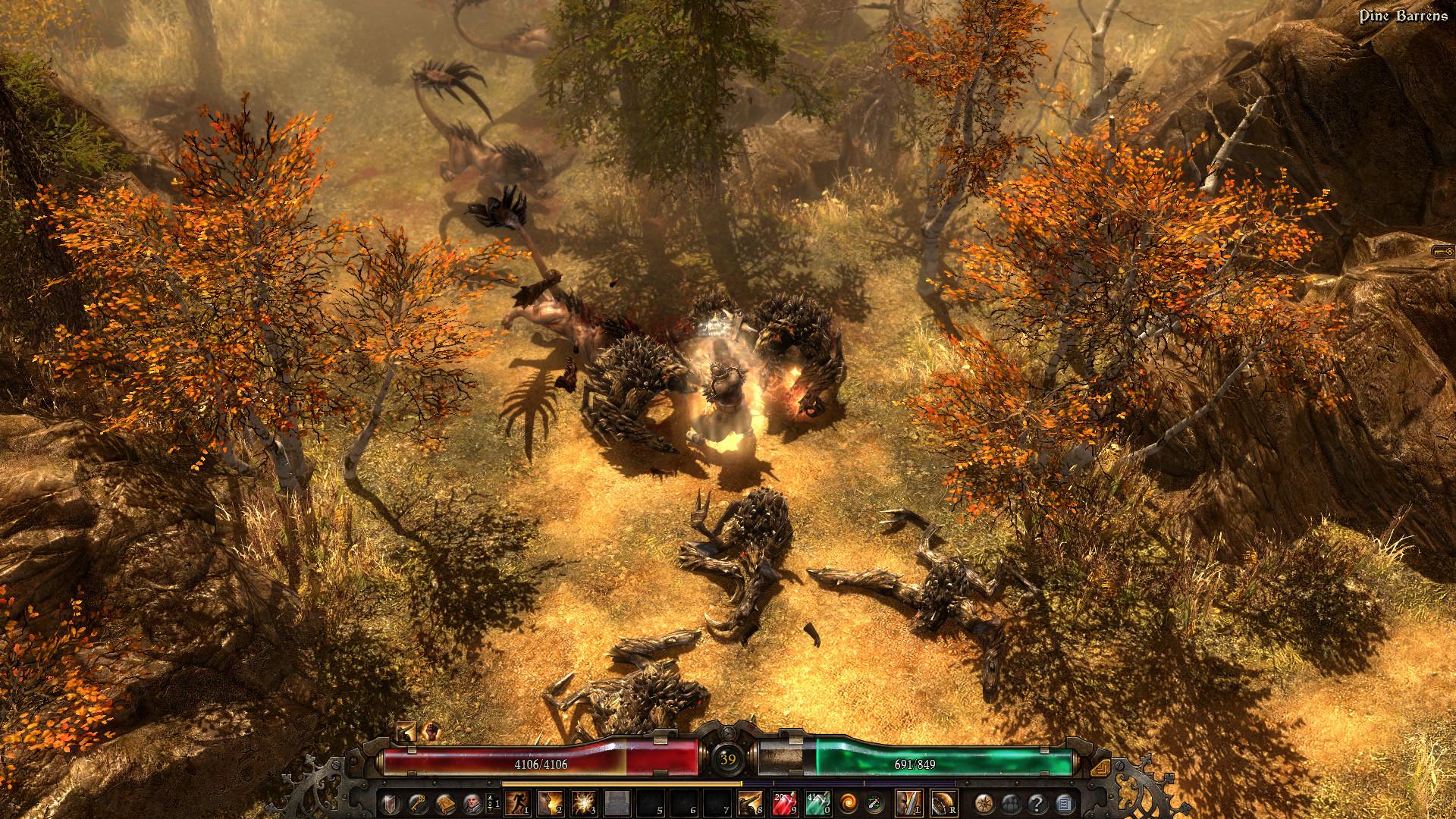 Grim Dawn (STEAM) PC Screenshot …