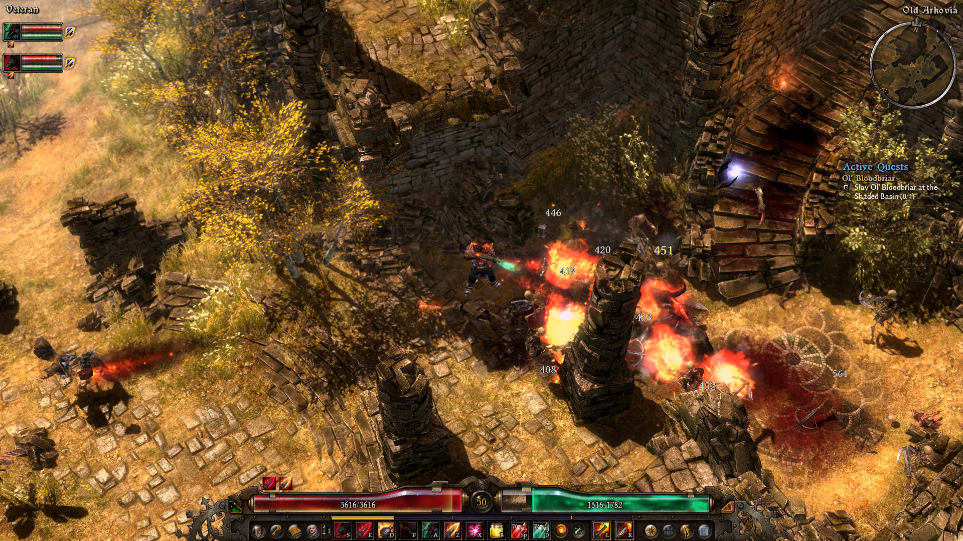 Ultimately, however, Grim Dawn's various elements come together to deliver  a welcome atmosphere for a substantial campaign, and character progression  is …