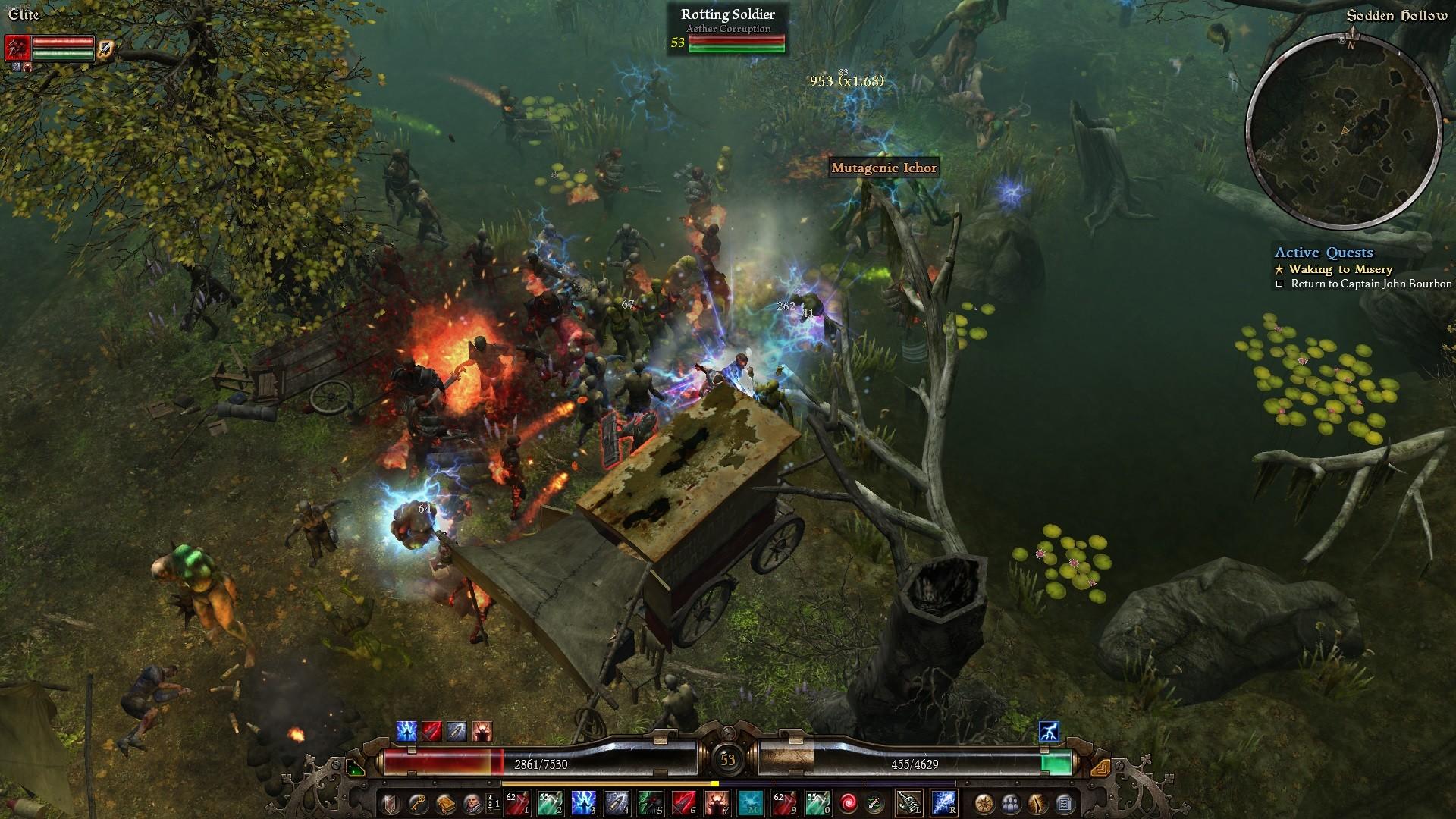 Grim Dawn Grim Legion Mod Preview 3